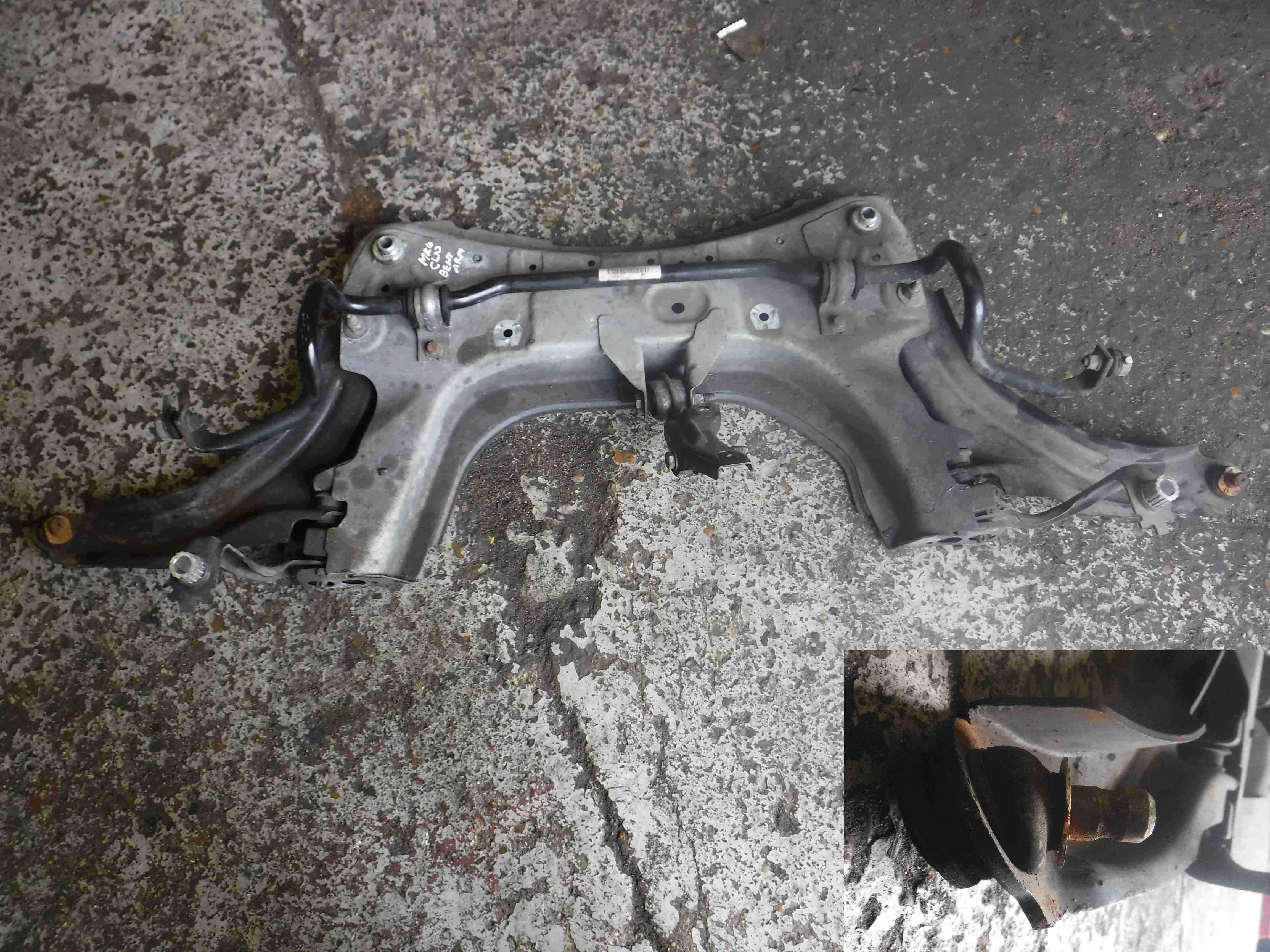 Renault Clio MK4 2013-2015 Front Subframe Complete
