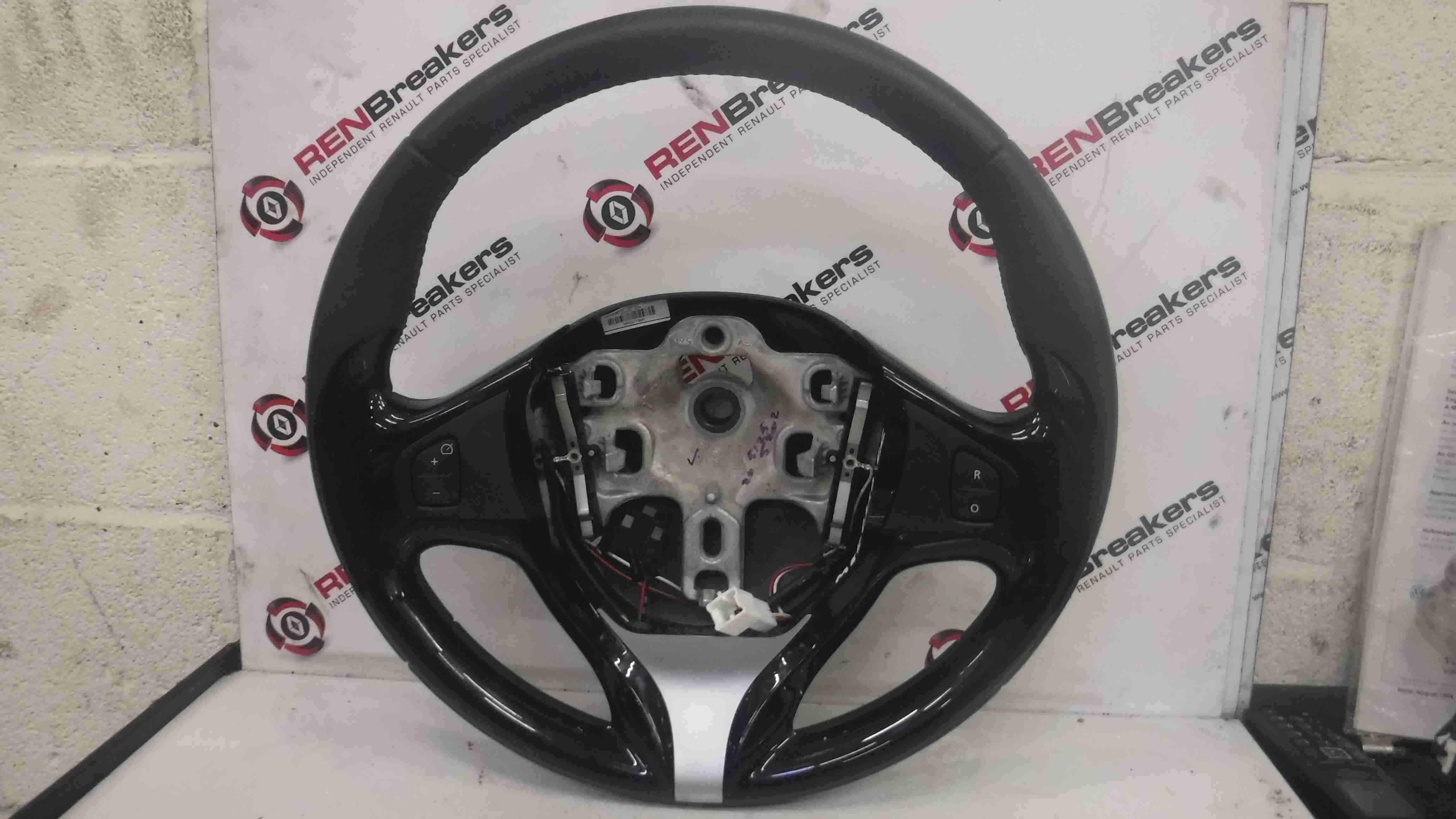 Renault Clio MK4 2013-2015 Steering Wheel Cruise Control 484001738R
