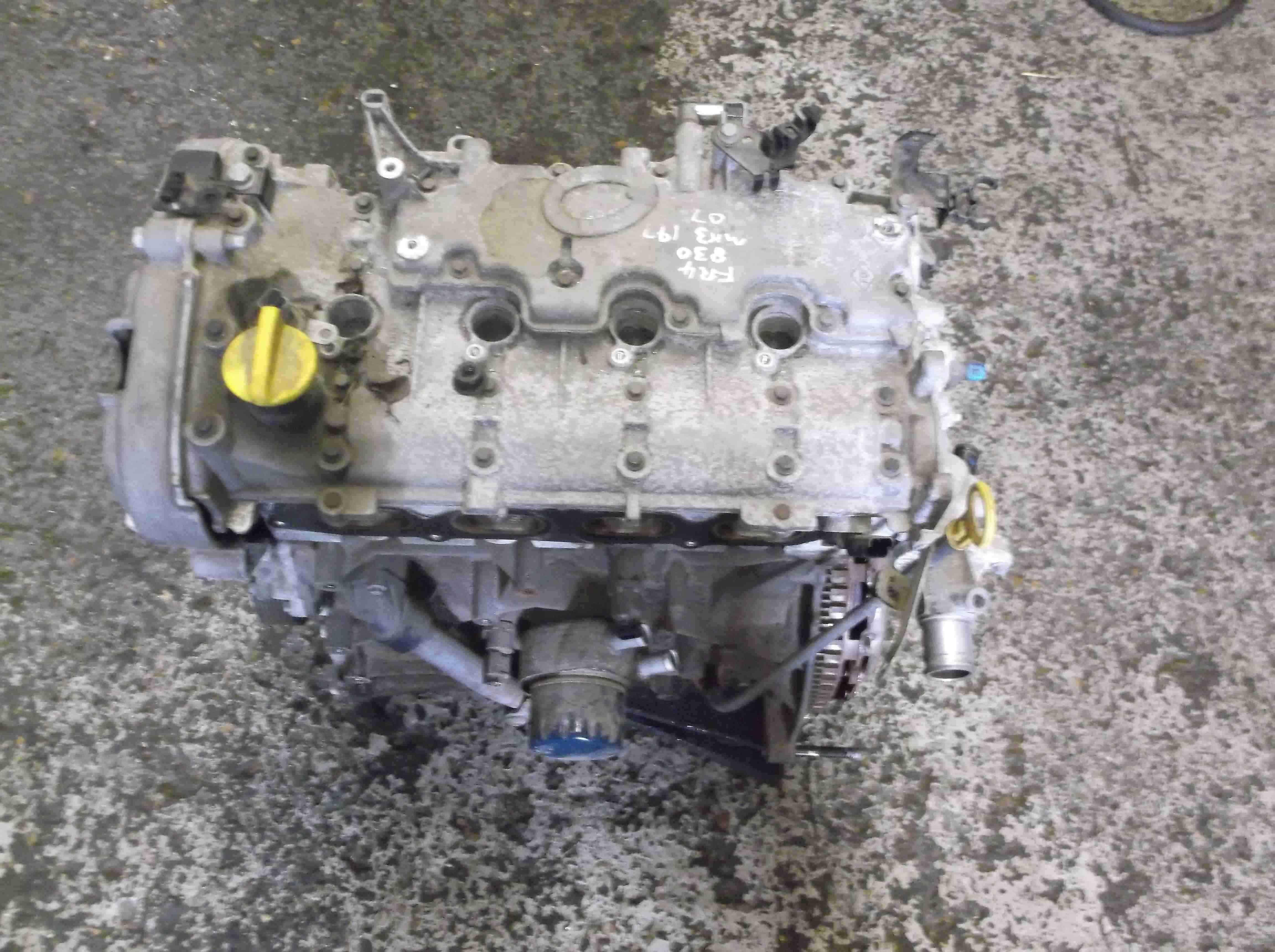 Renault Clio Sport 20052012 197 200 20 16v Engine F4R 830 F4R830