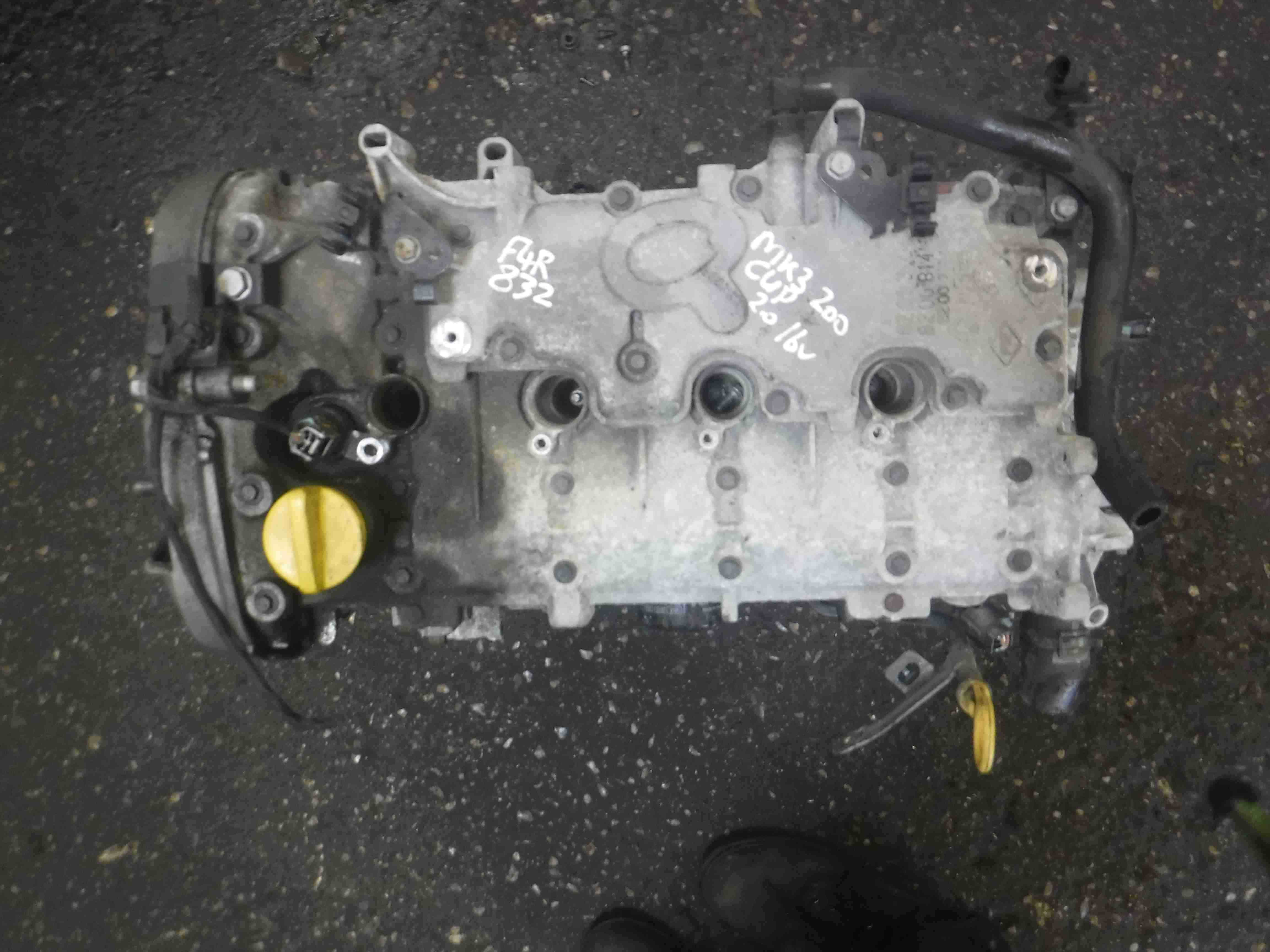 Renault Clio Sport 2005-2012 197 200 2.0 16v Engine F4R 832 *3 Months Warranty*