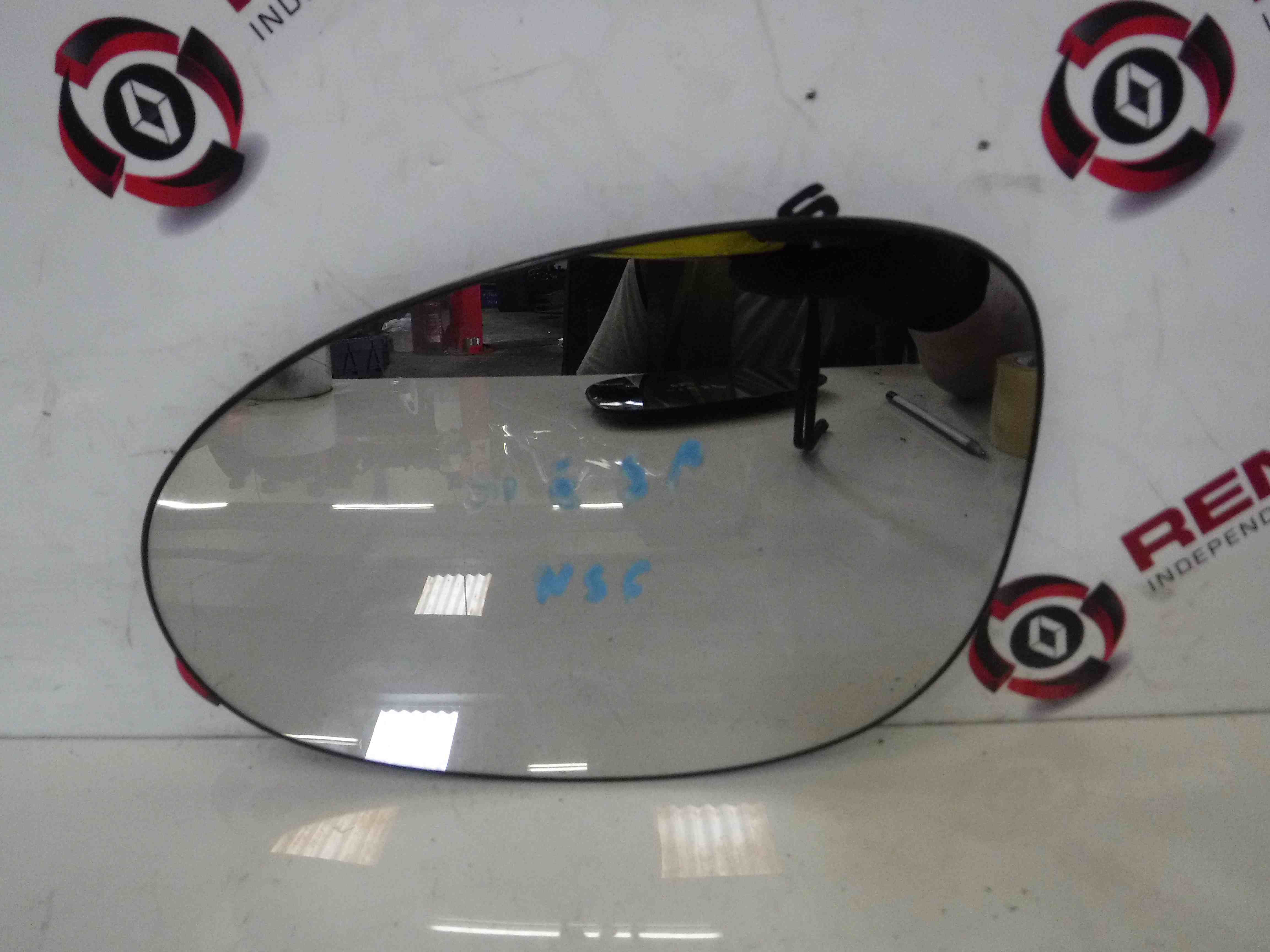 Renault Espace 1997-2003 Passenger NS Wing Mirror Glass