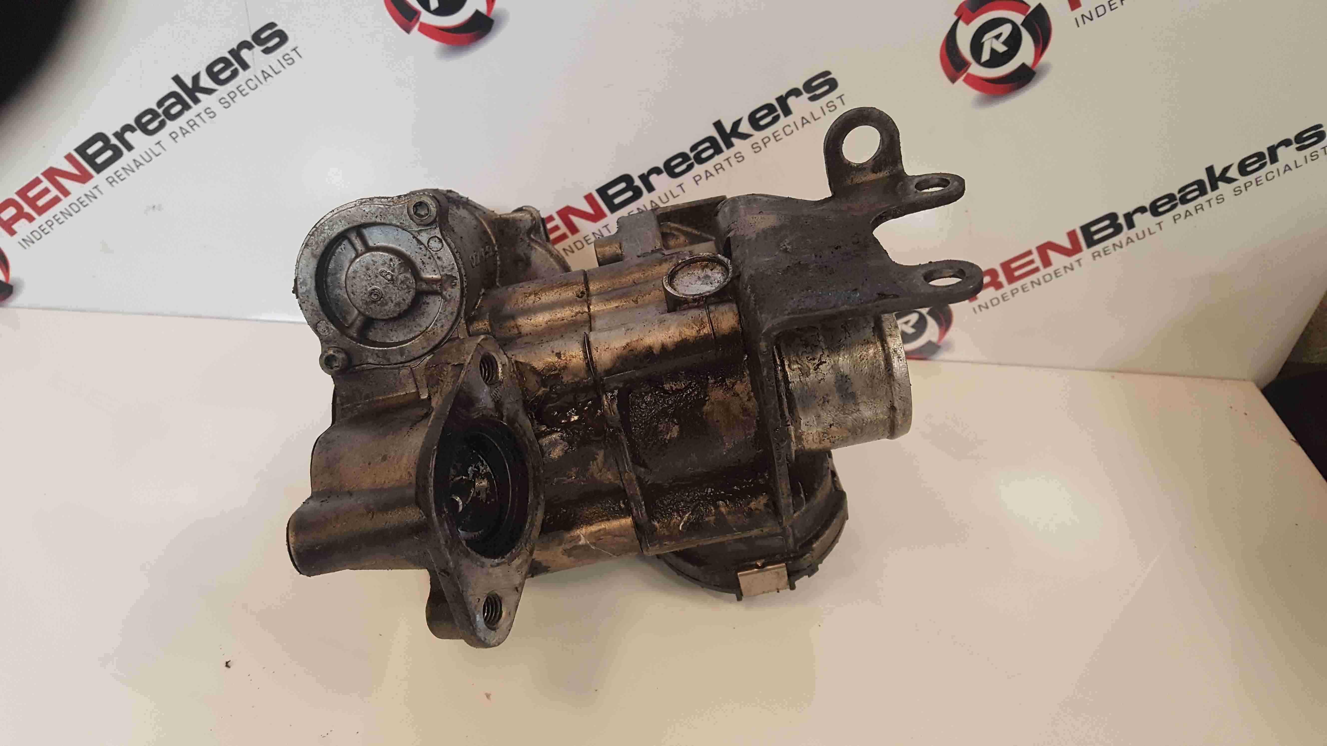 Renault Espace 2003-2013 2.0 DCi EGR Valve Throttle Body Unit 8200330810