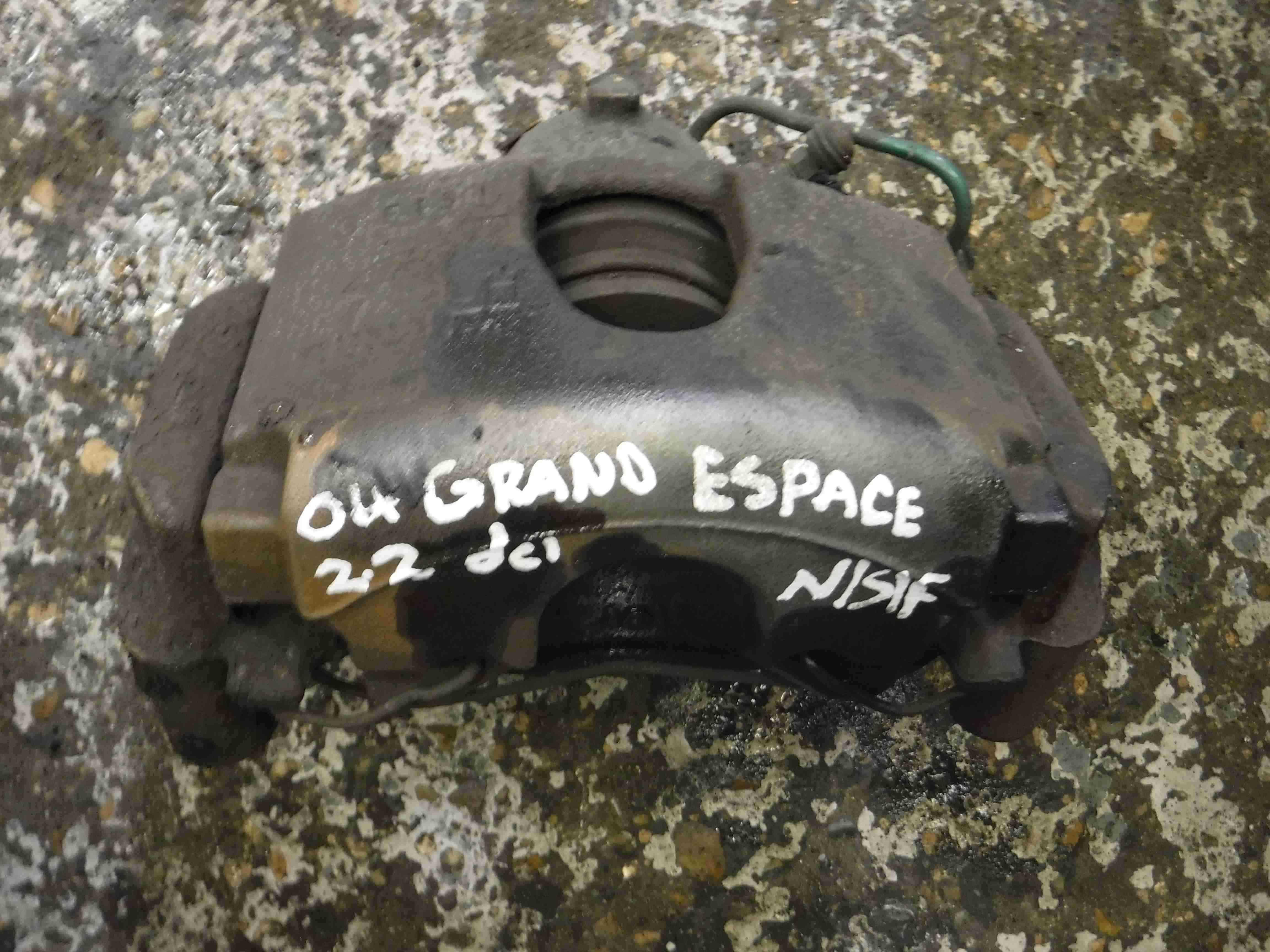 Renault Espace 2003-2013 2.2 dCi Passenger NSF Front Brake Caliper
