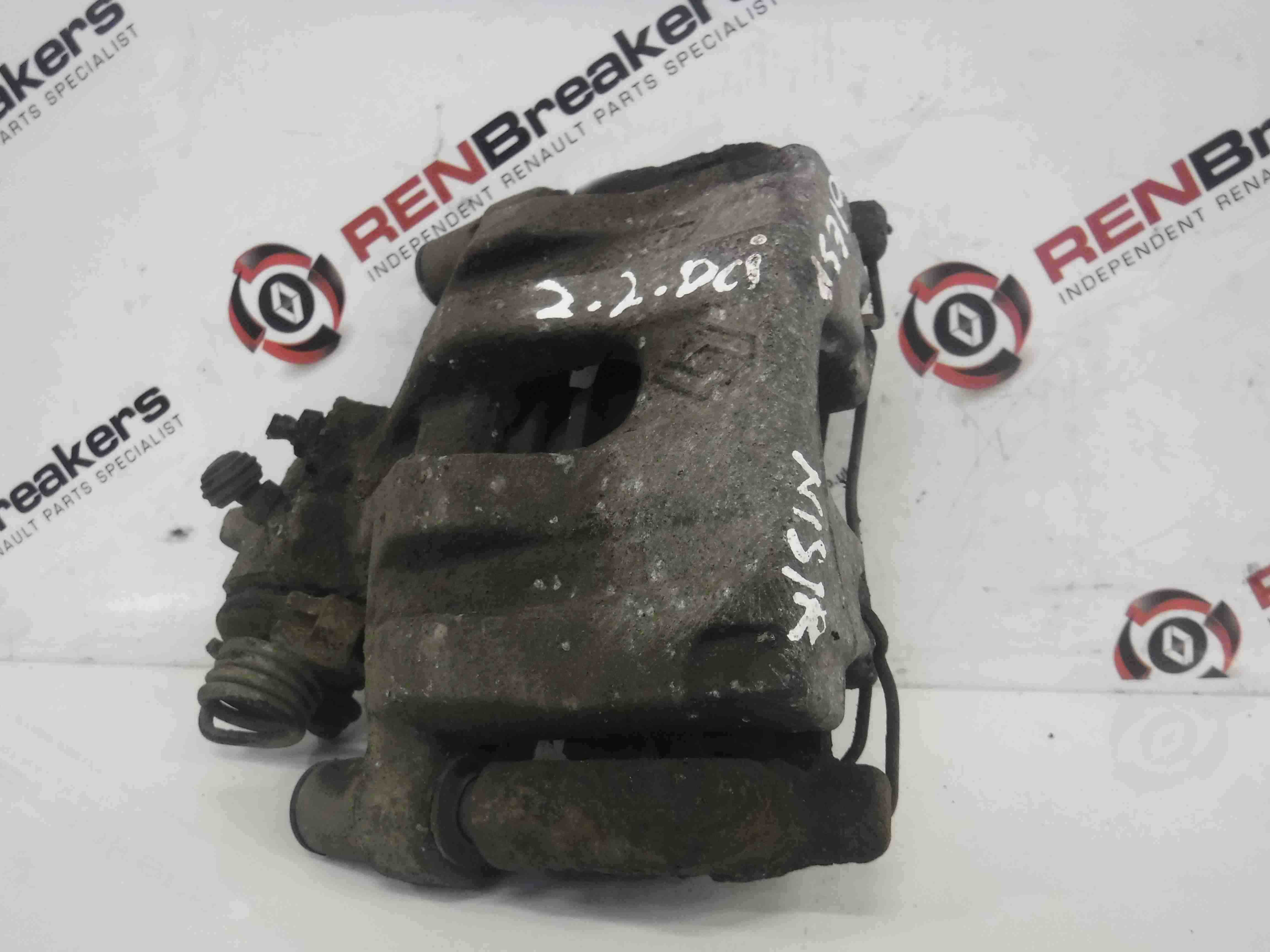 Renault Espace 2003-2013 2.2 Passenger NSR Rear Brake Caliper