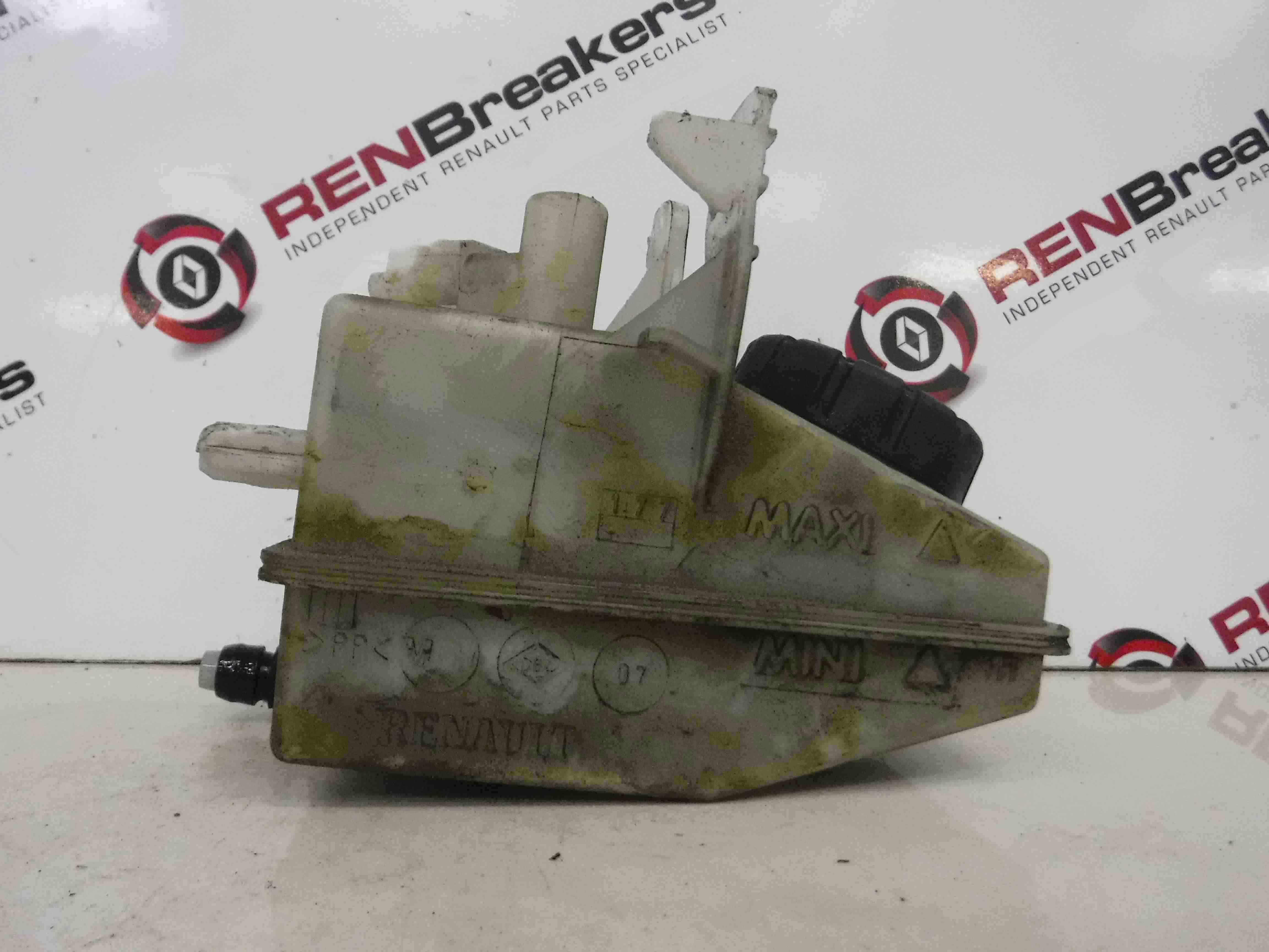 Renault Espace 2003-2013 Brake Reservoir Bottle Fluid
