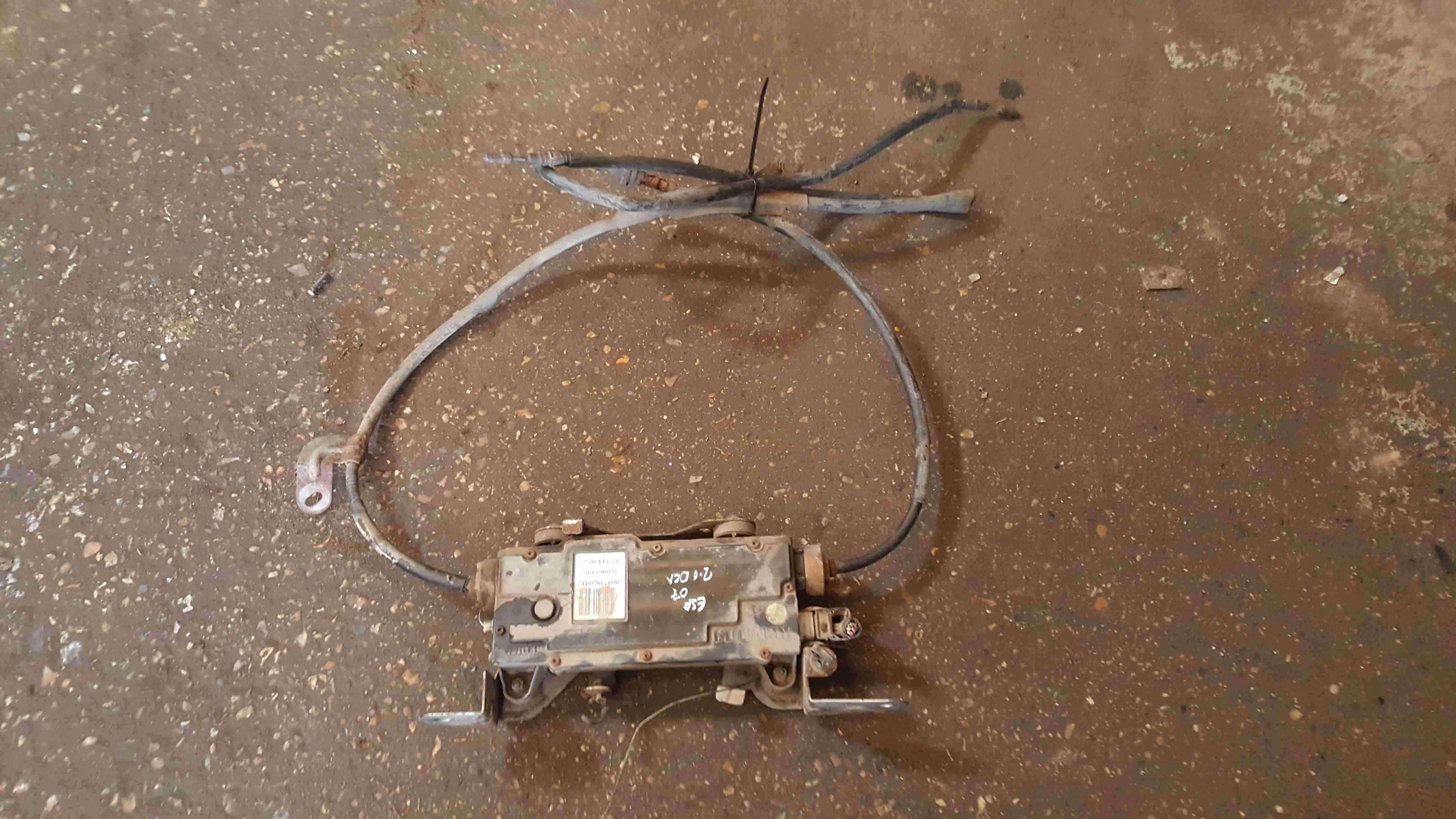 Renault Espace 2003-2013 Electronic Handbrake Motor + Cables 8200611957