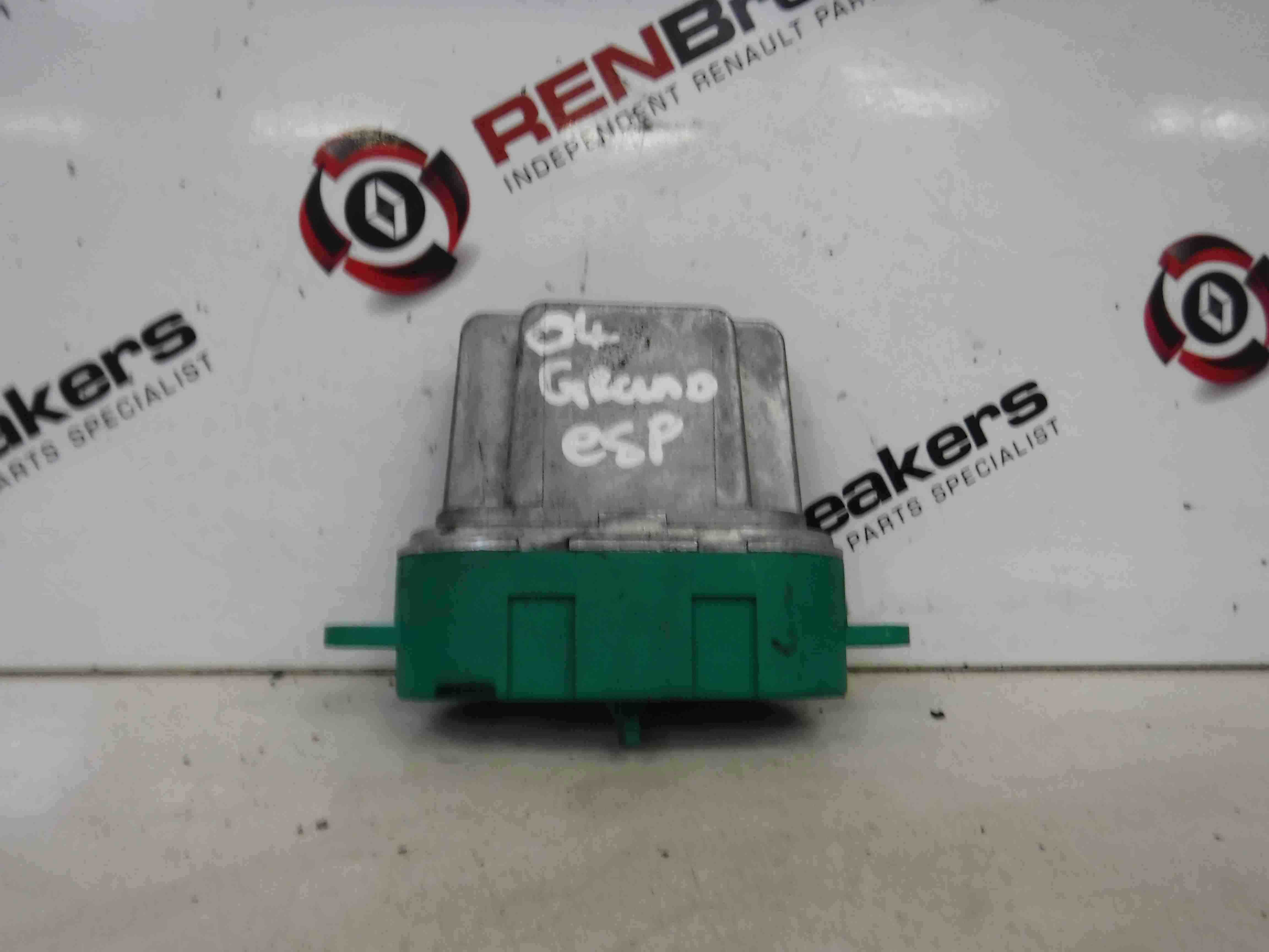 Renault Espace 2003-2013 Heater Motor Fan Resistor 52492365