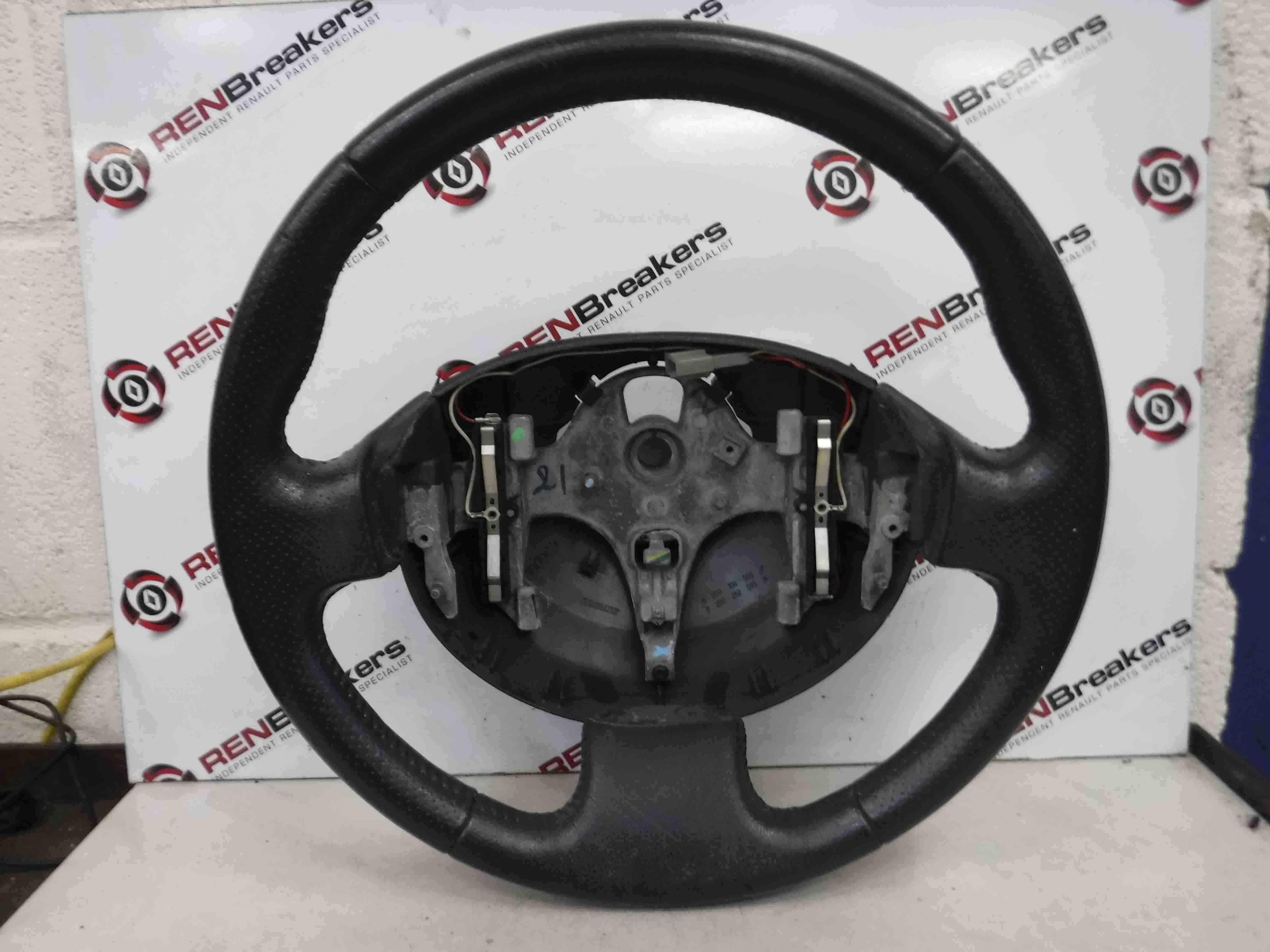 Renault Clio Kangoo Megane Scenic Laguna Steering Wheel Control
