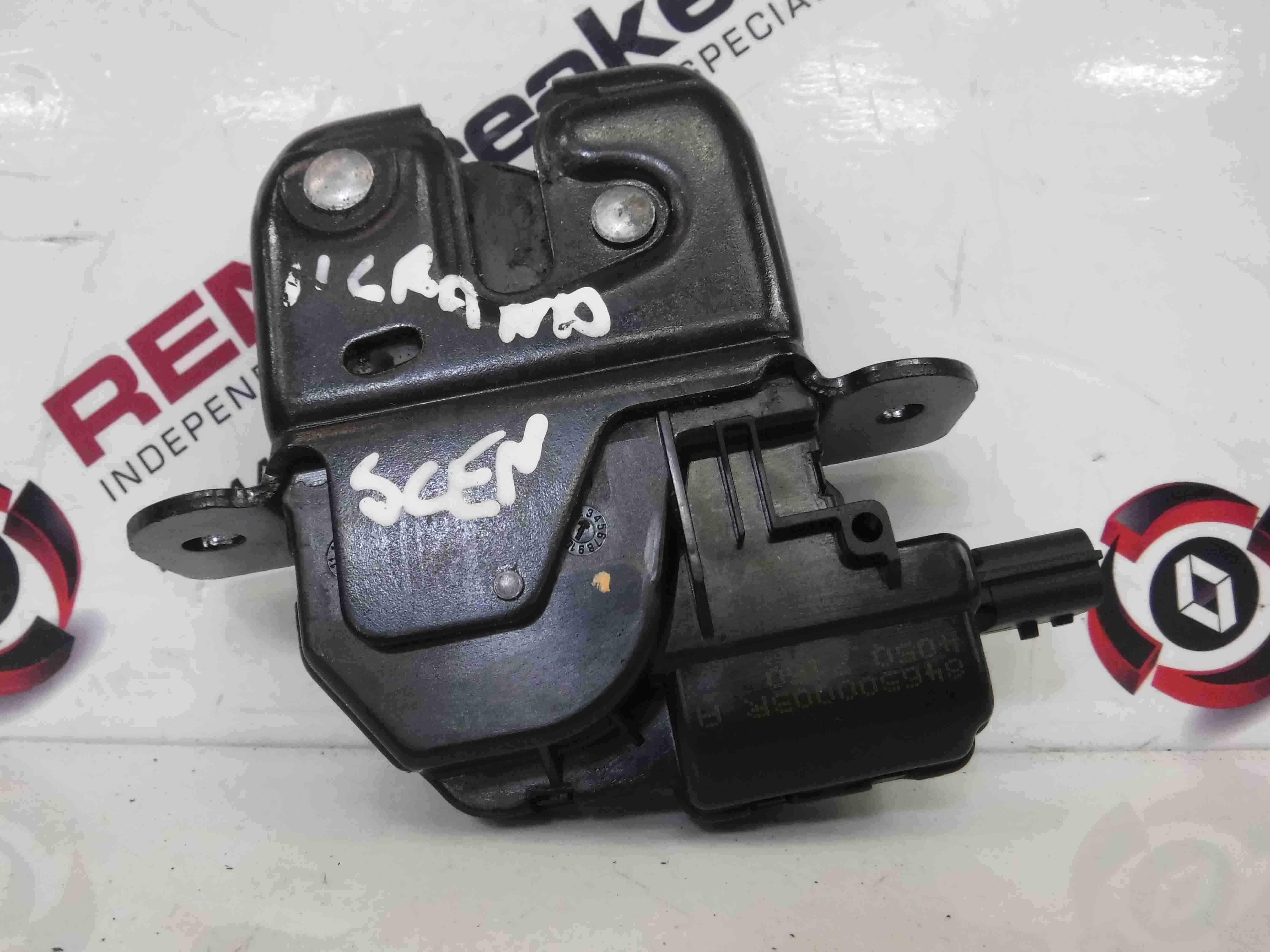 Renault Grand Scenic MK3 2009-2016 Boot Lock Mechanism 846300003R