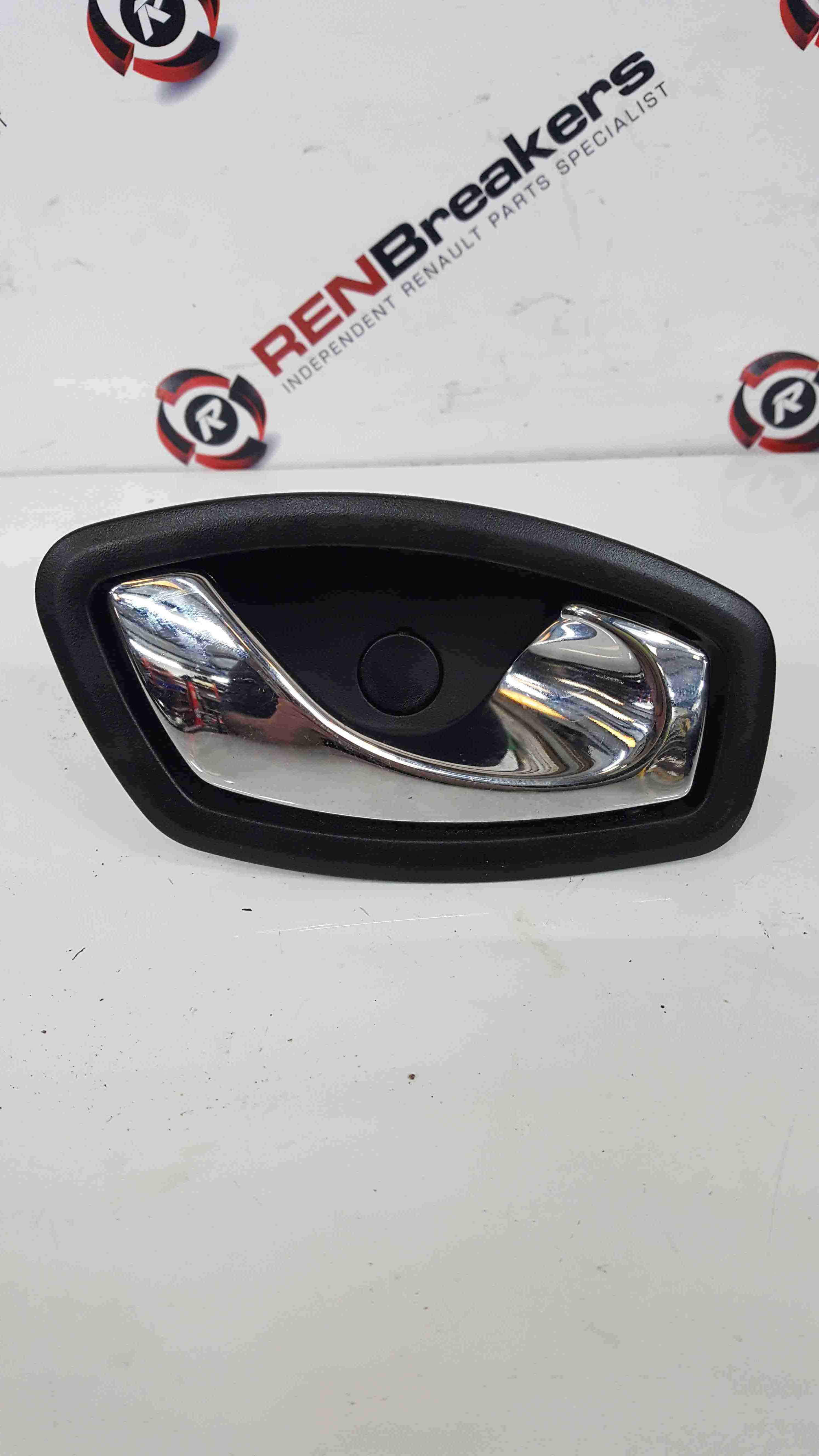 Renault Grand Scenic MK3 2009-2016 Drivers OSR Rear Interior Door Handle Chrome