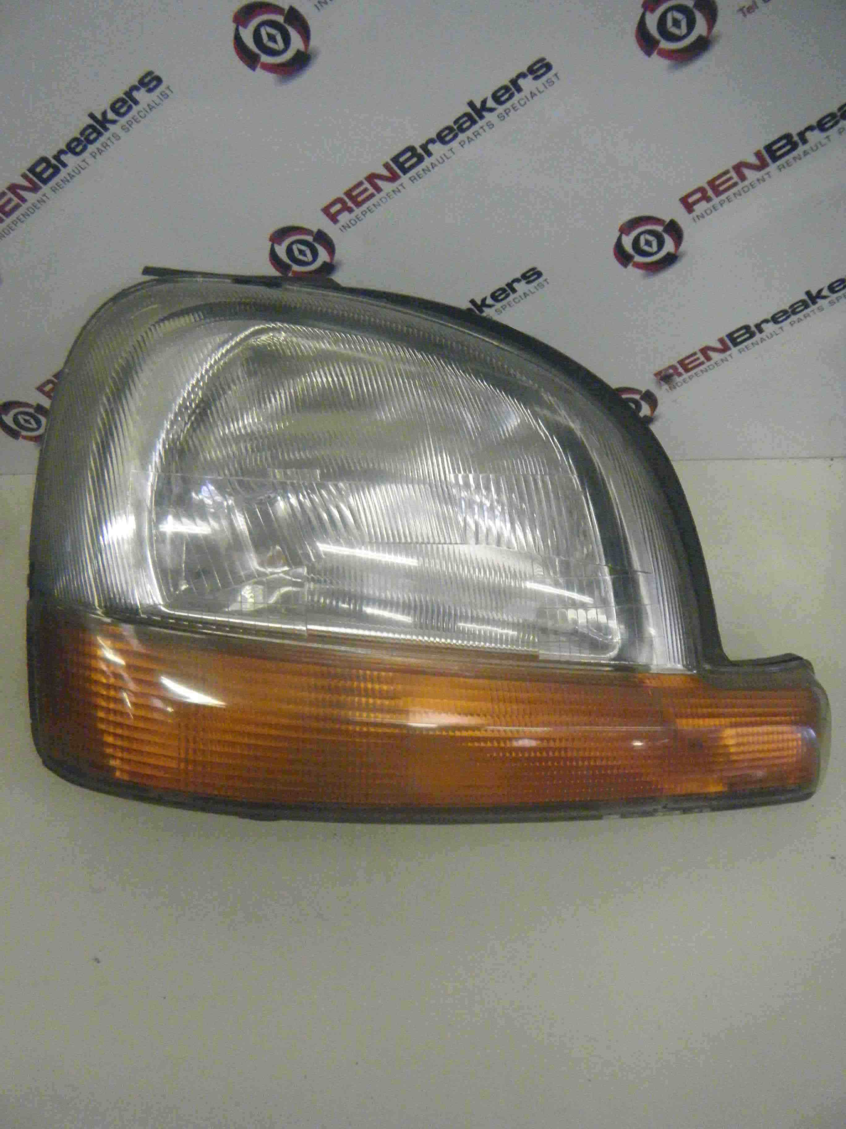 Renault Kangoo 1999-2007 Drivers OSF Front Headlight Head Lamp