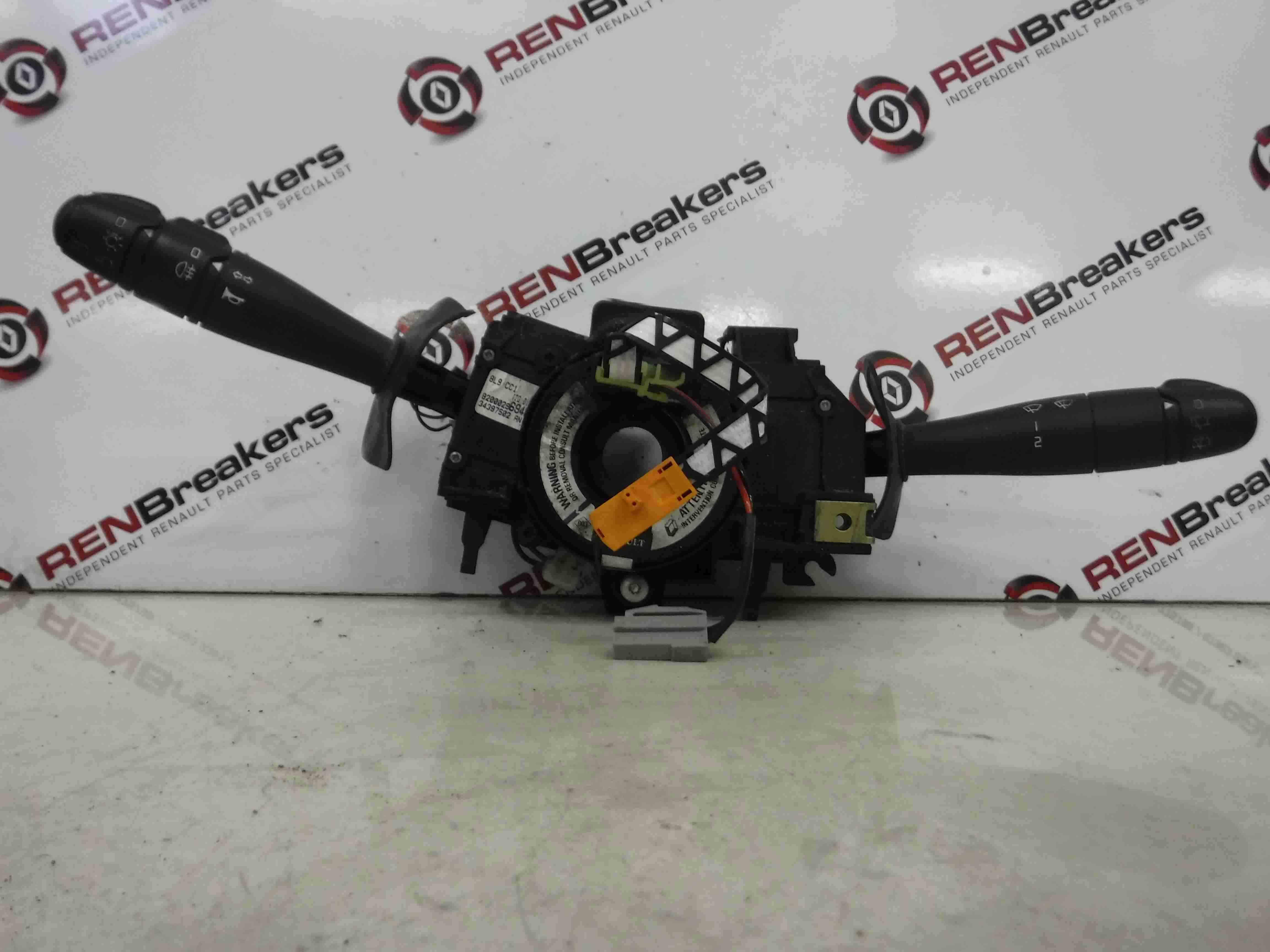Renault Kangoo 1999-2007 Steering Wheel Squib Clock Spring 8200029692