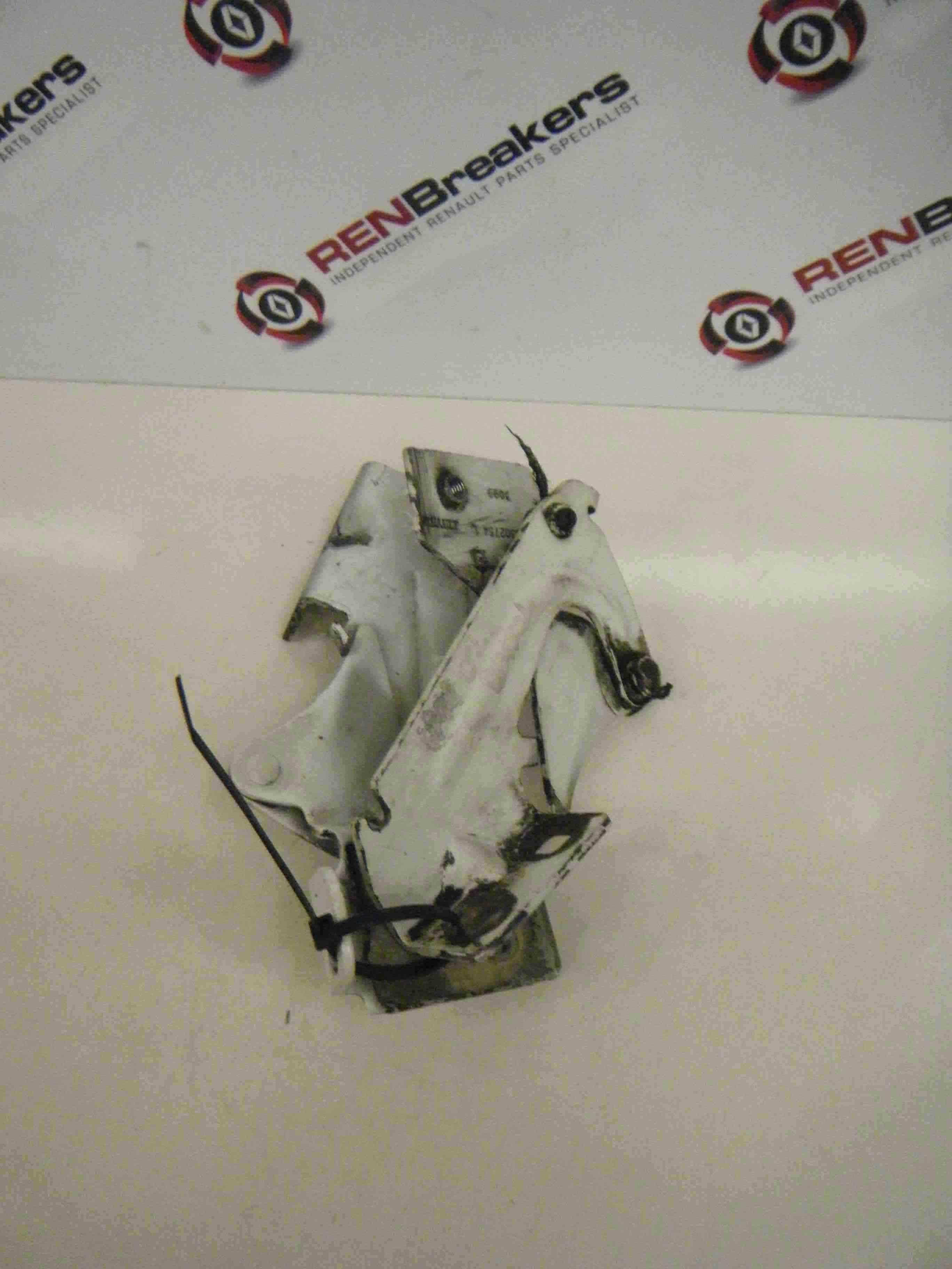 Renault Kangoo 2003-2007 Bonnet Hinges White O389
