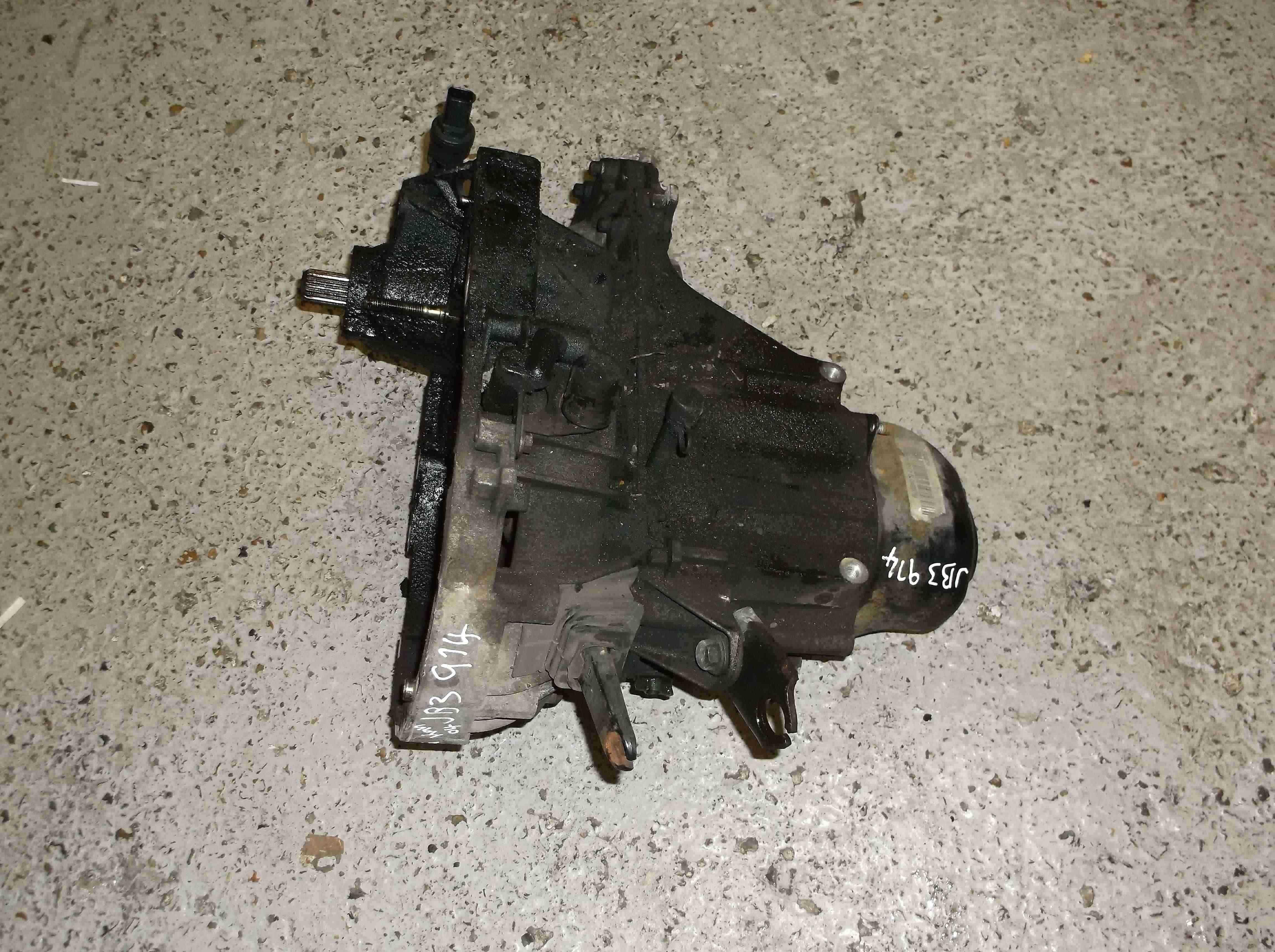 Renault Kangoo 2003-2007 1.5 dCi Diesel Gearbox JB3 974 JB3974