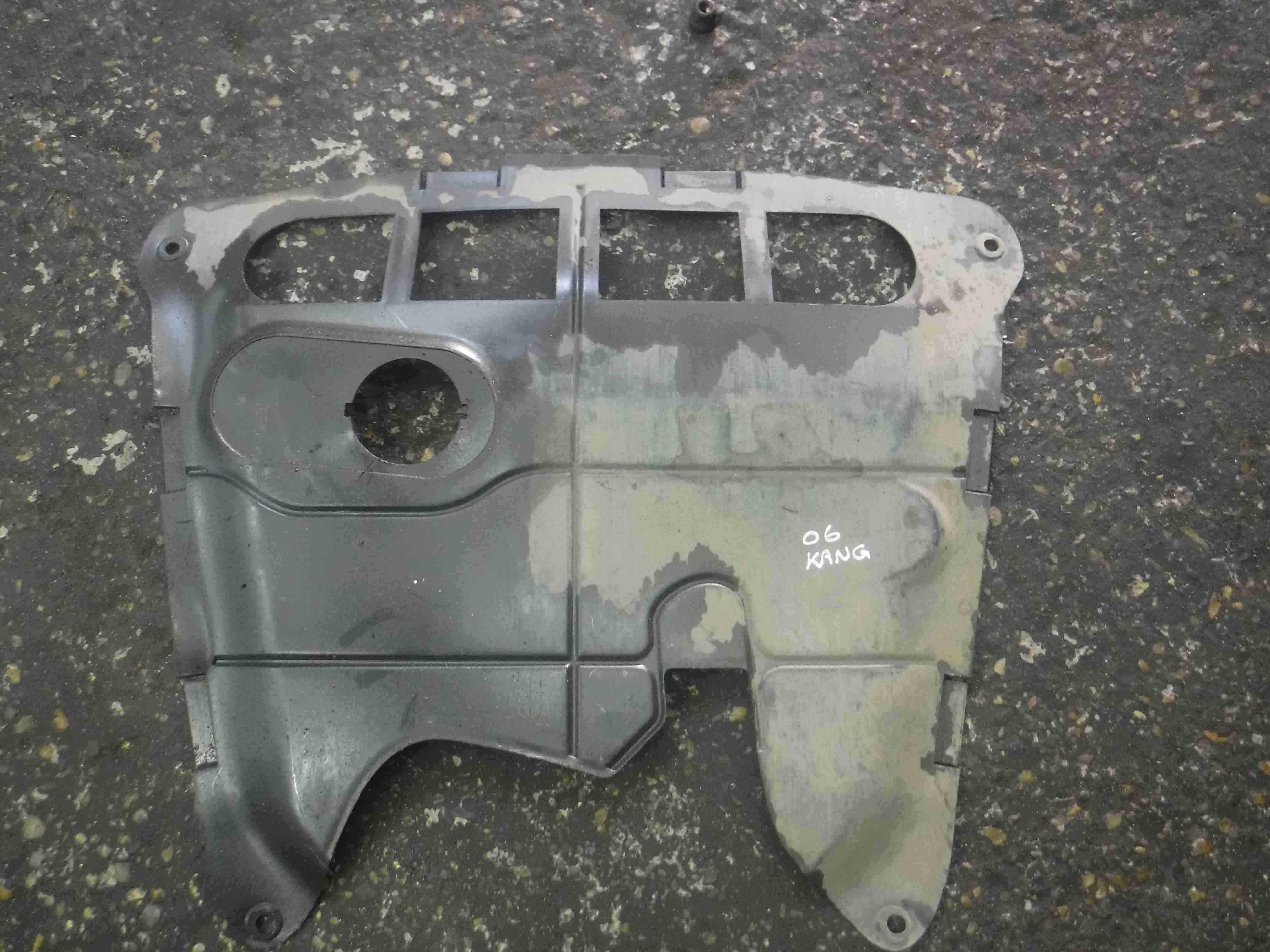 Renault Kangoo 2003-2007 1.5 dCi Under Engine Drip Tray 8200158870