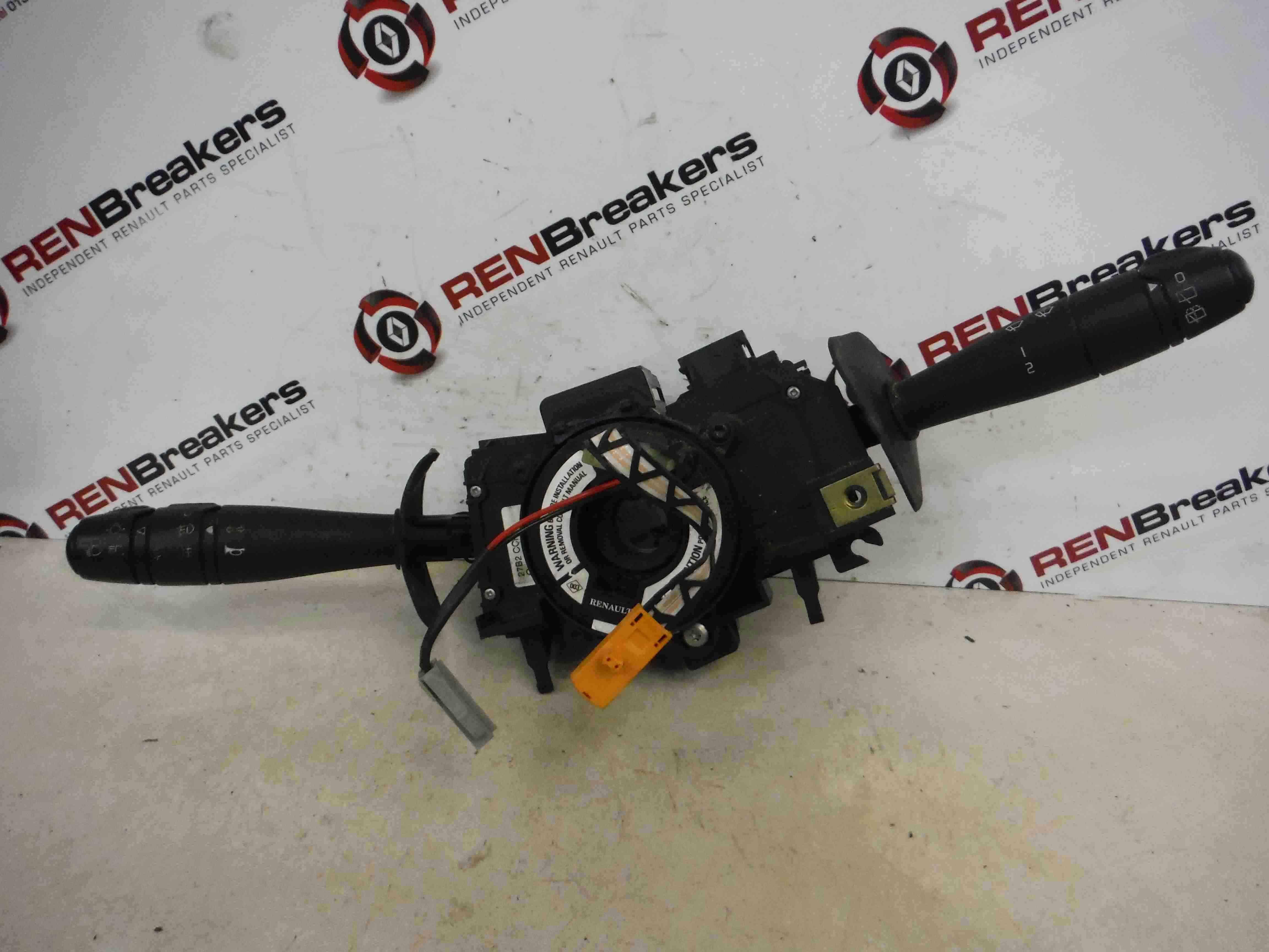 Renault Kangoo 2003-2007 Steering Wheel Clock Spring Squib 8200379527