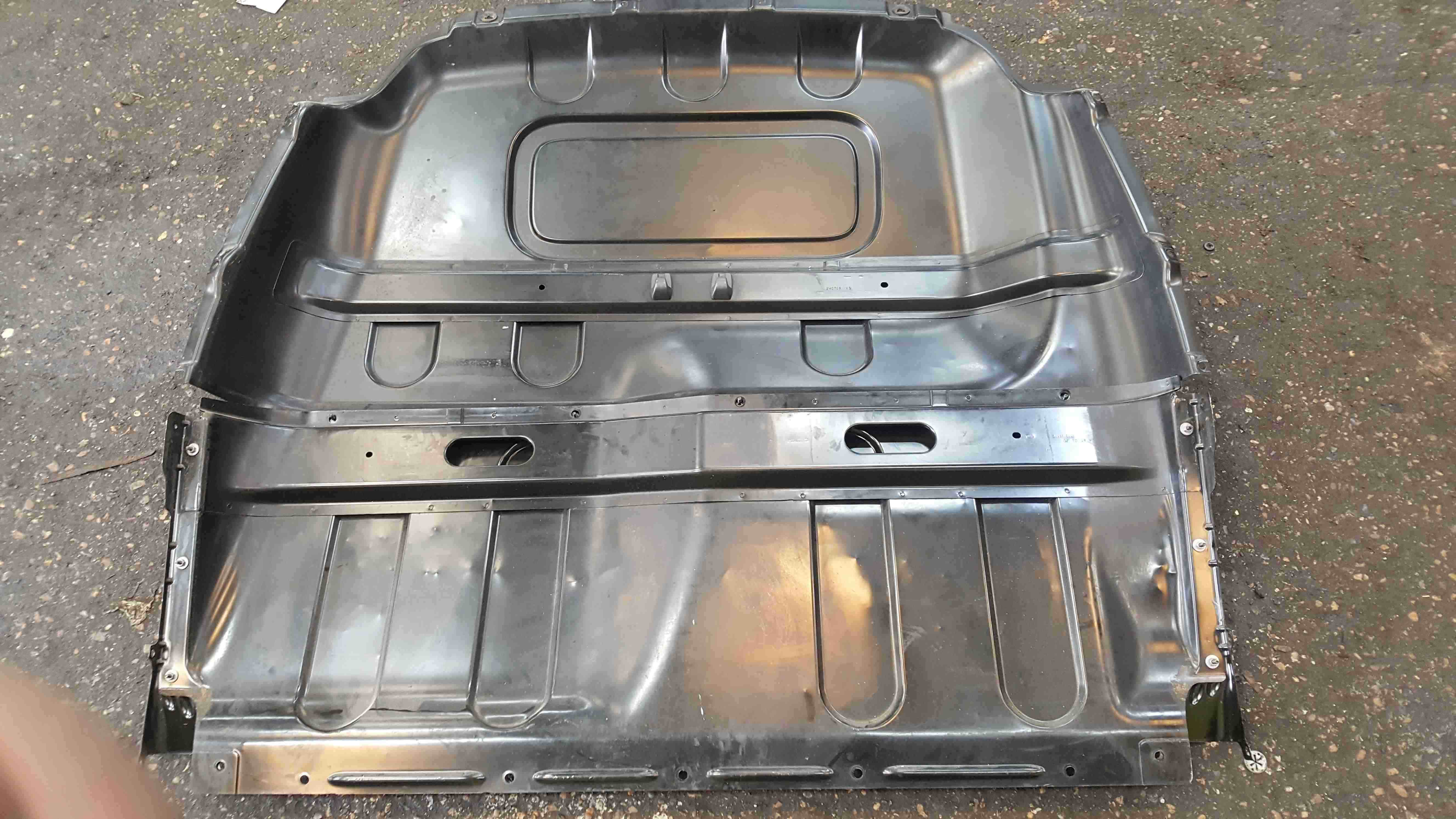 Renault Kangoo 2007-2013 Bulkhead Complete