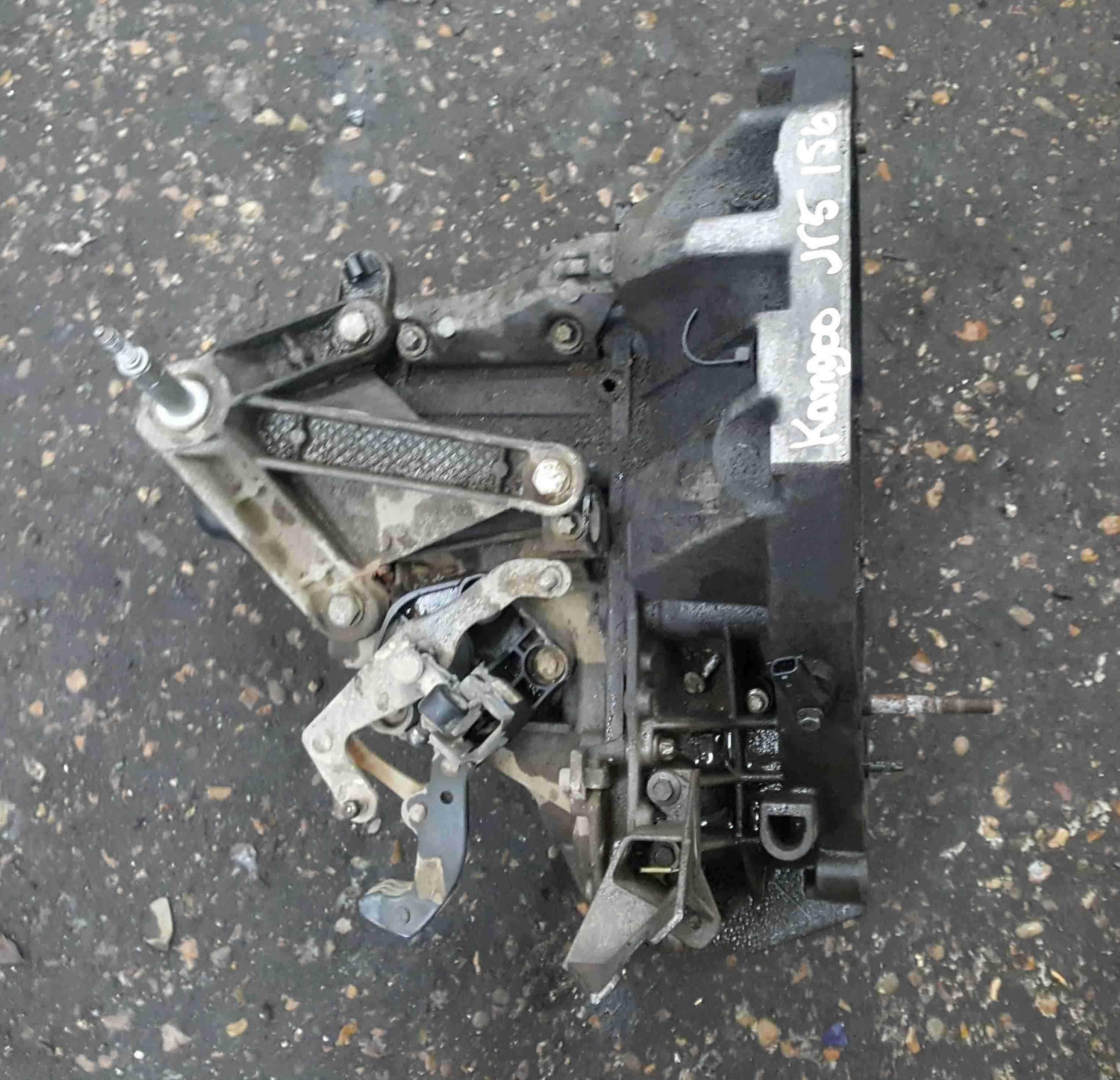 Renault Kangoo 2007-2017  1.5 DCi 5 Speed Manual Gearbox JR5 156 JR5156