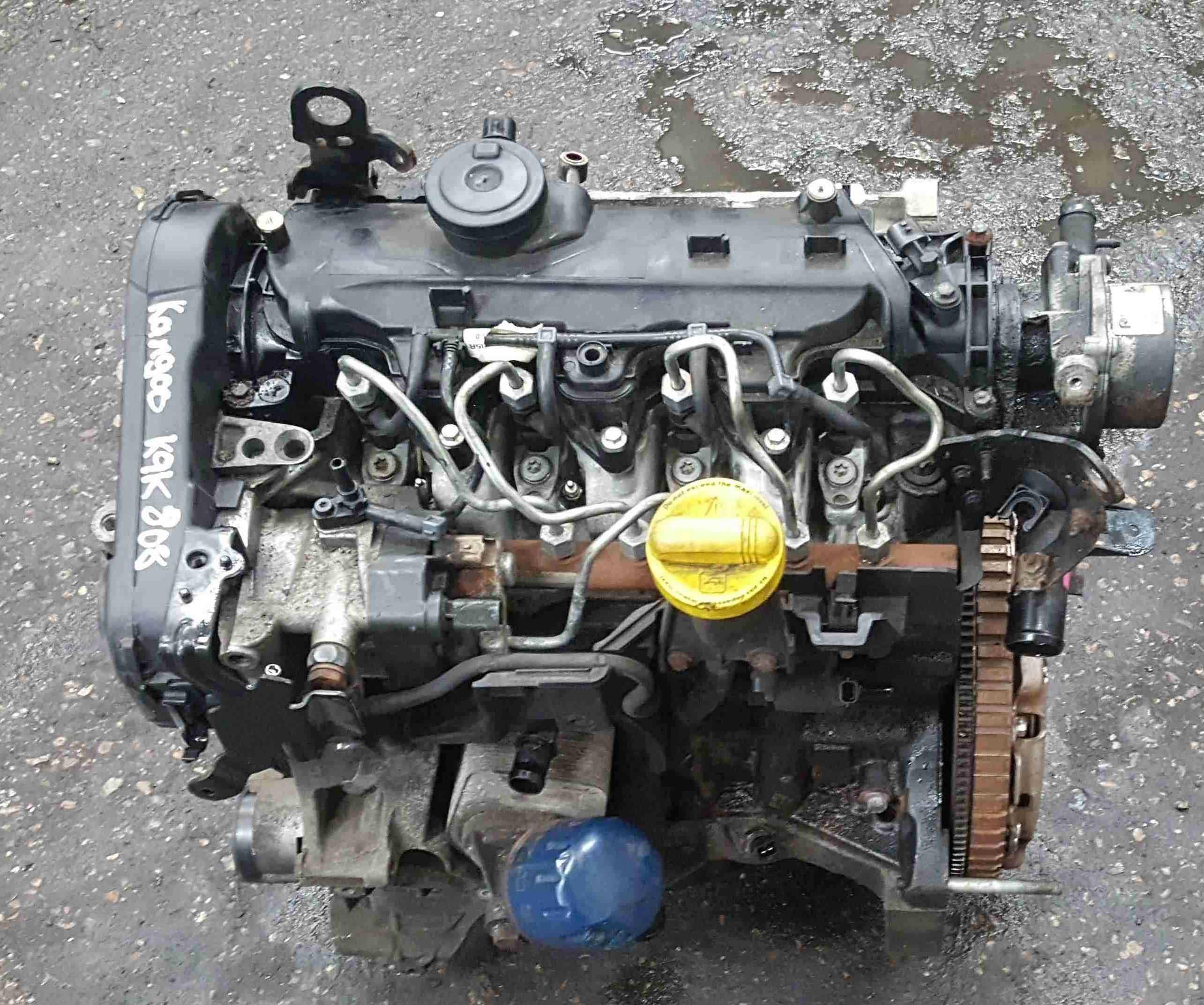 Renault Kangoo 2007-2017 1.5 DCi Diesel Engine K9K 808 3 Months Warranty k9k808