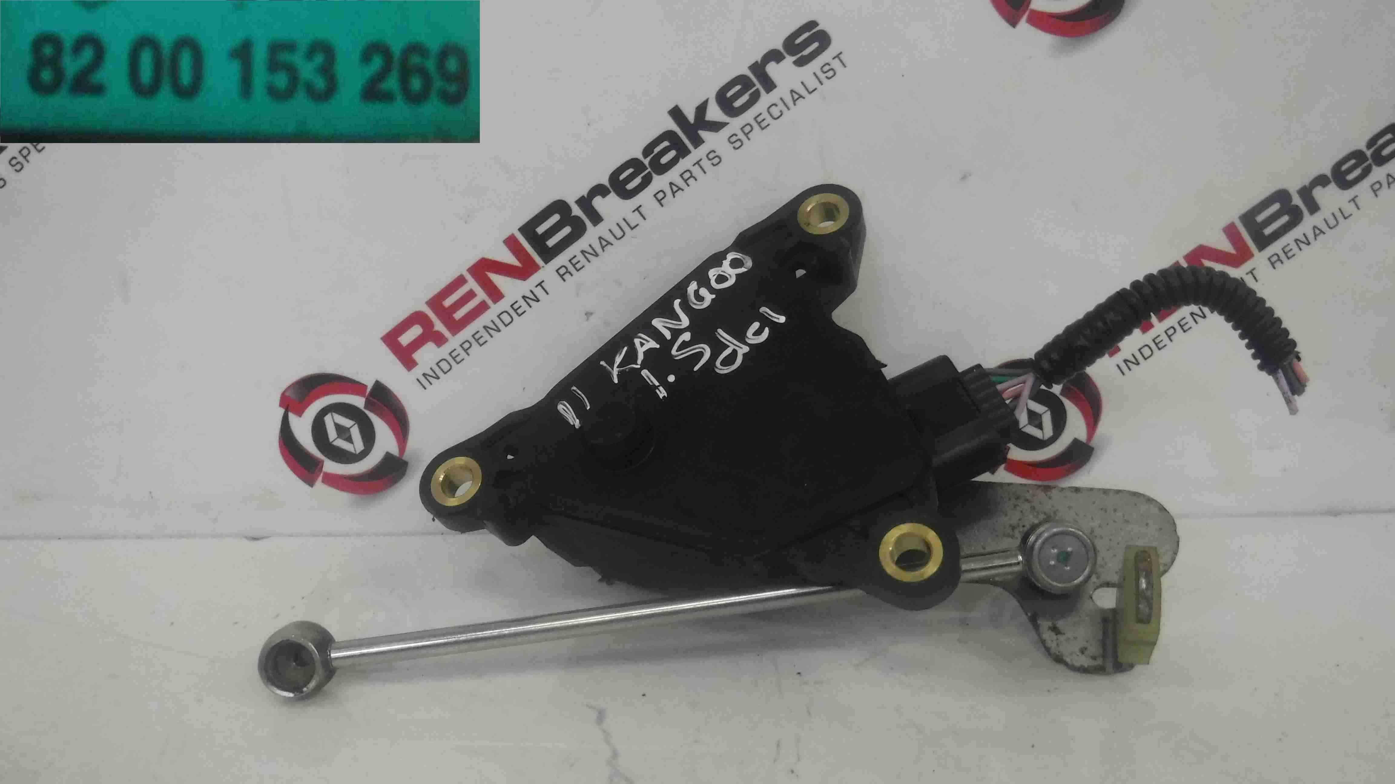 Renault Kangoo 2007-2017 Accelerator Throttle Pedal Potentiometer 8200153269