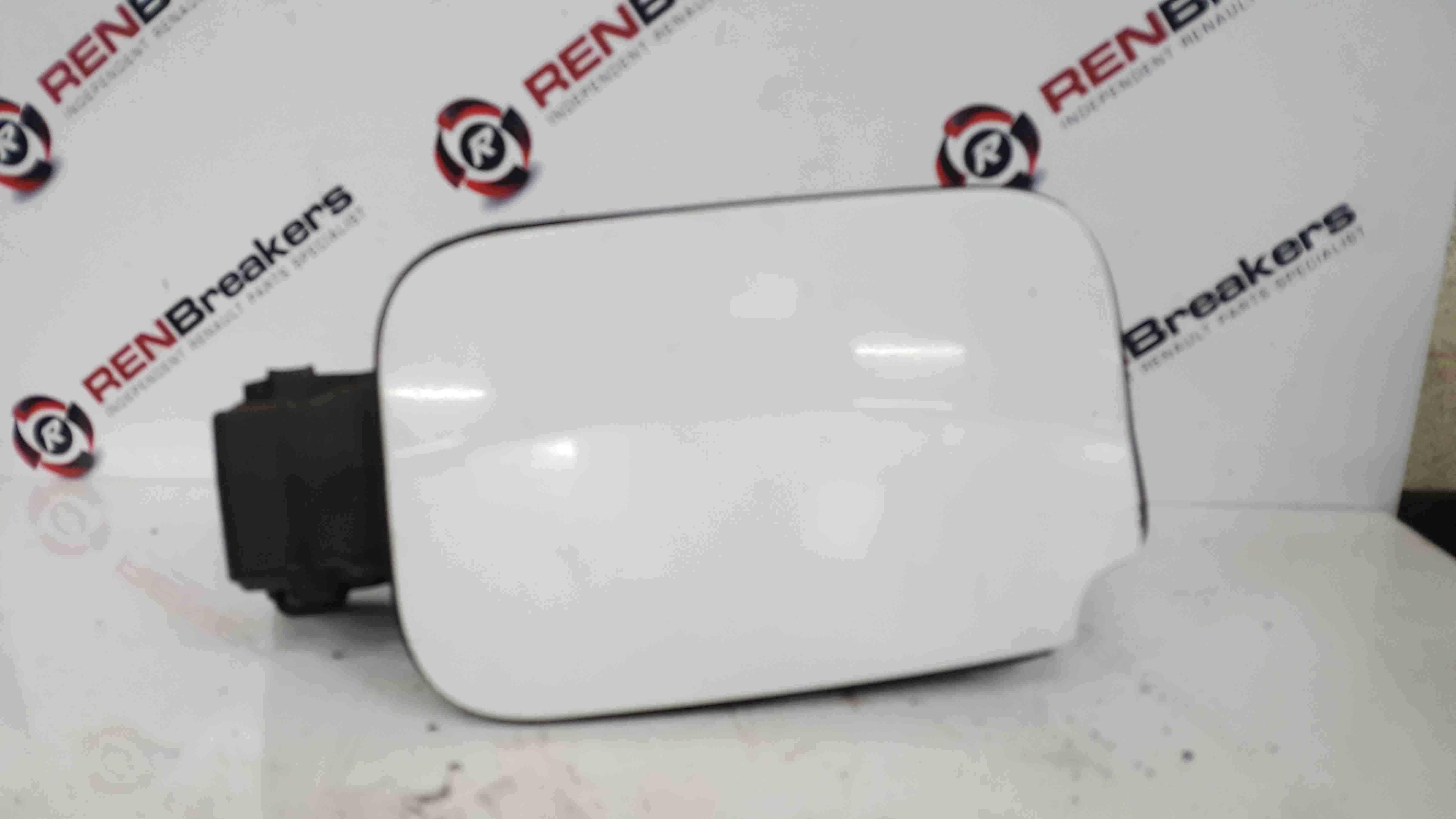 Renault Kangoo 2007-2017 Fuel Flap Cover White 0389 + Backing