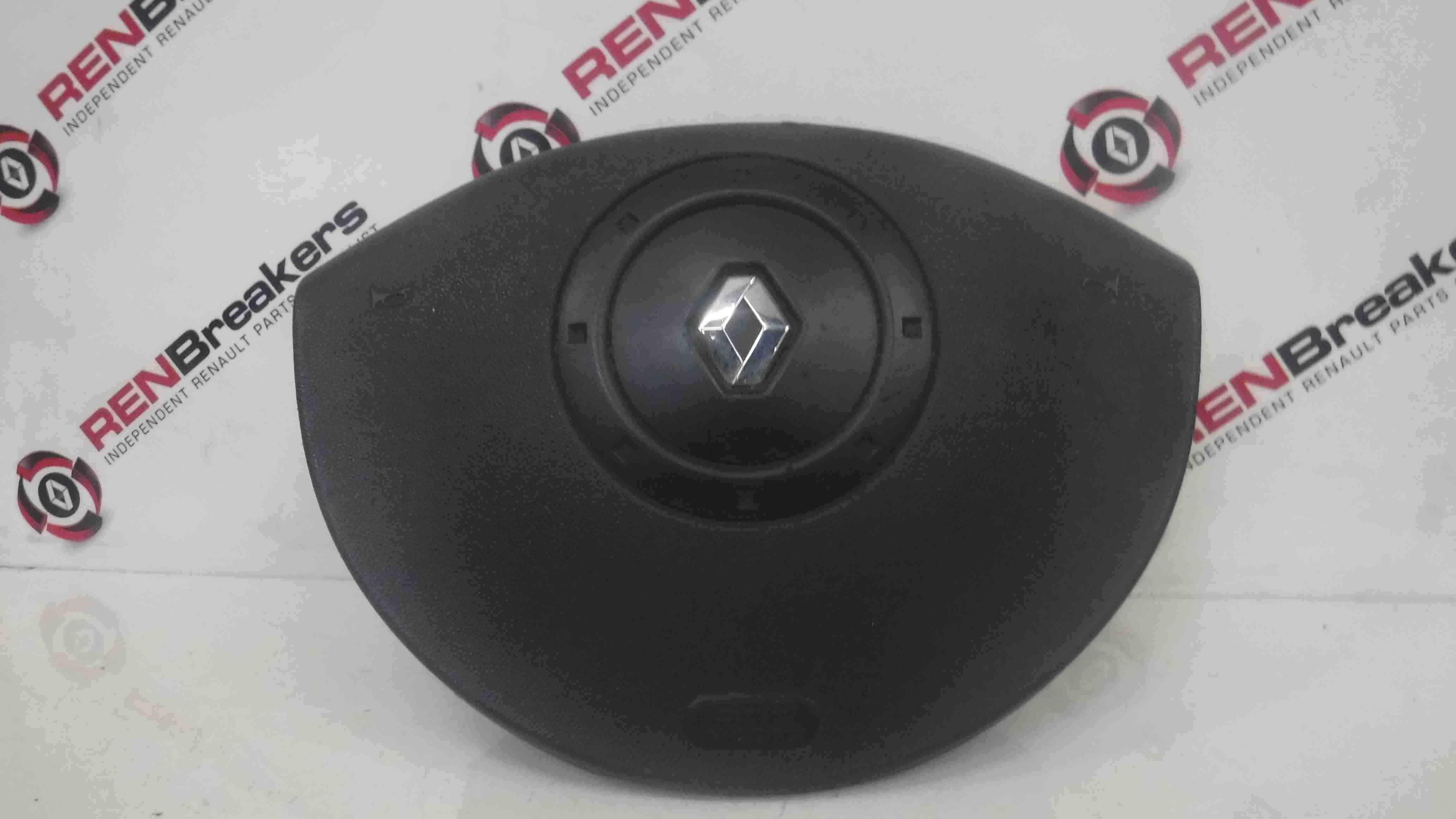 Renault Kangoo 2007-2017 Steering Wheel Airbag 8200893585