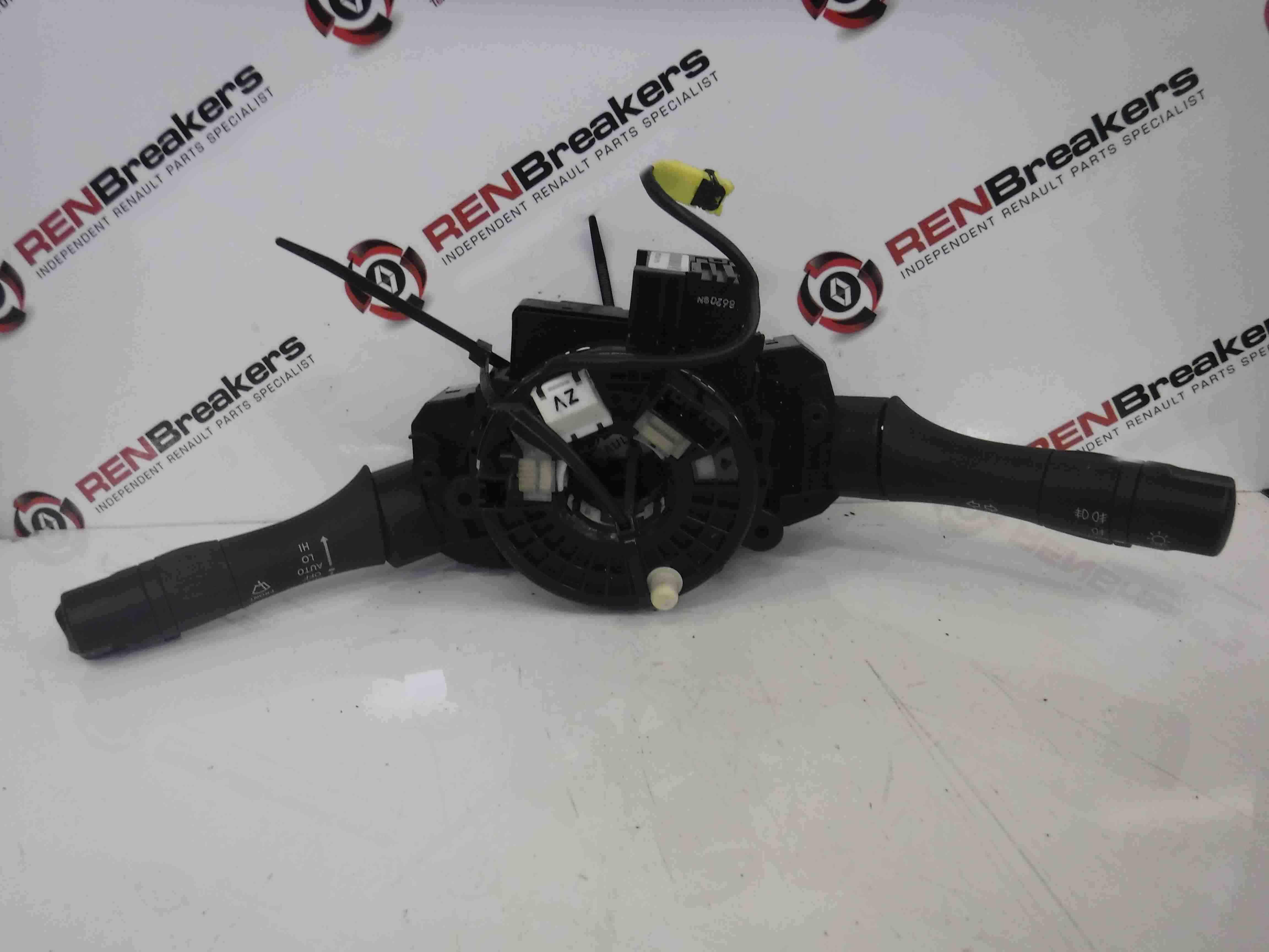 Renault Koleos 2008-2010 Steering Wheel Squib Clock Spring