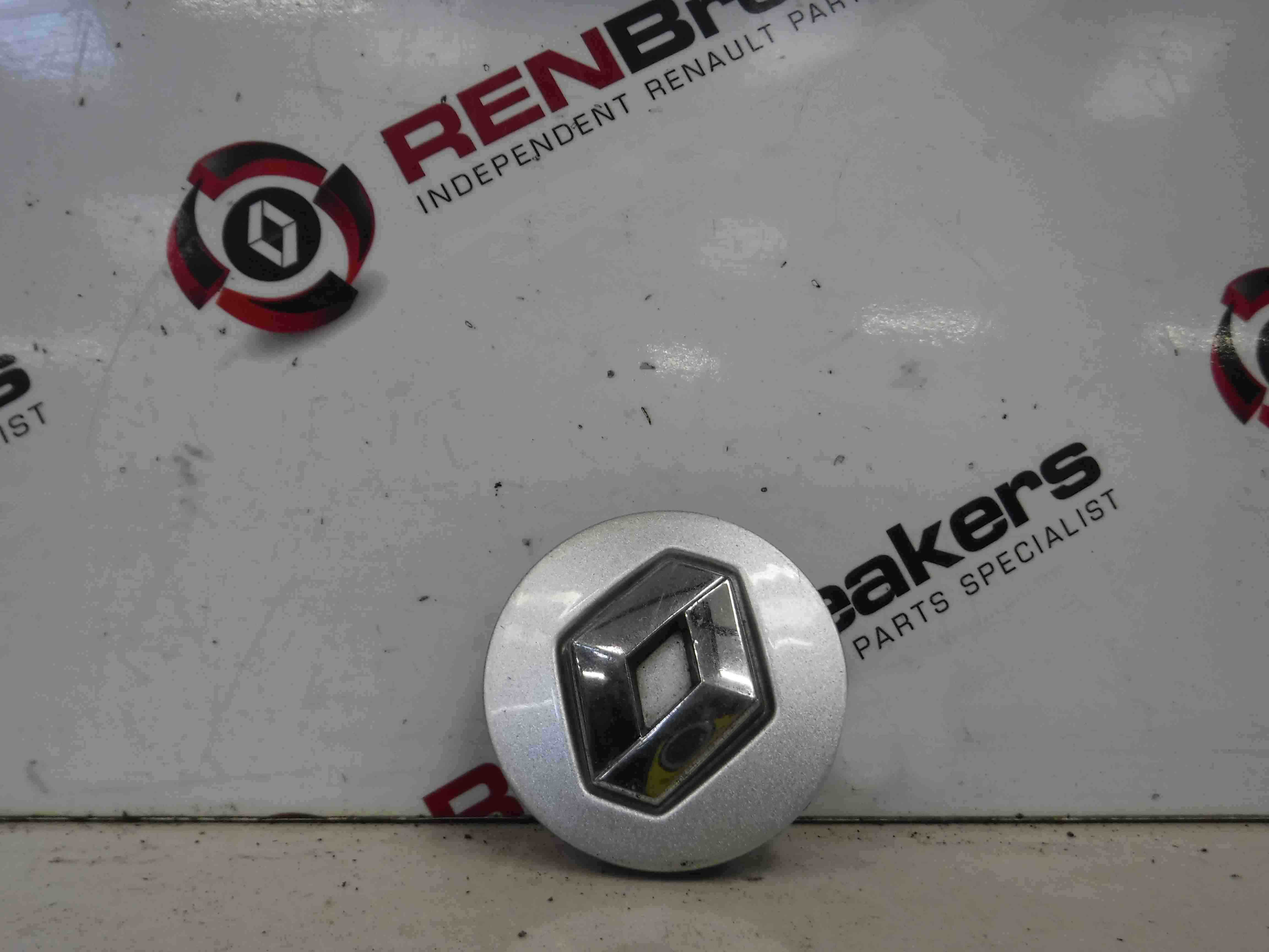 Renault Laguna 2001-2005 Centre Alloy Wheel Cap Diamond 8200043899 7700418657