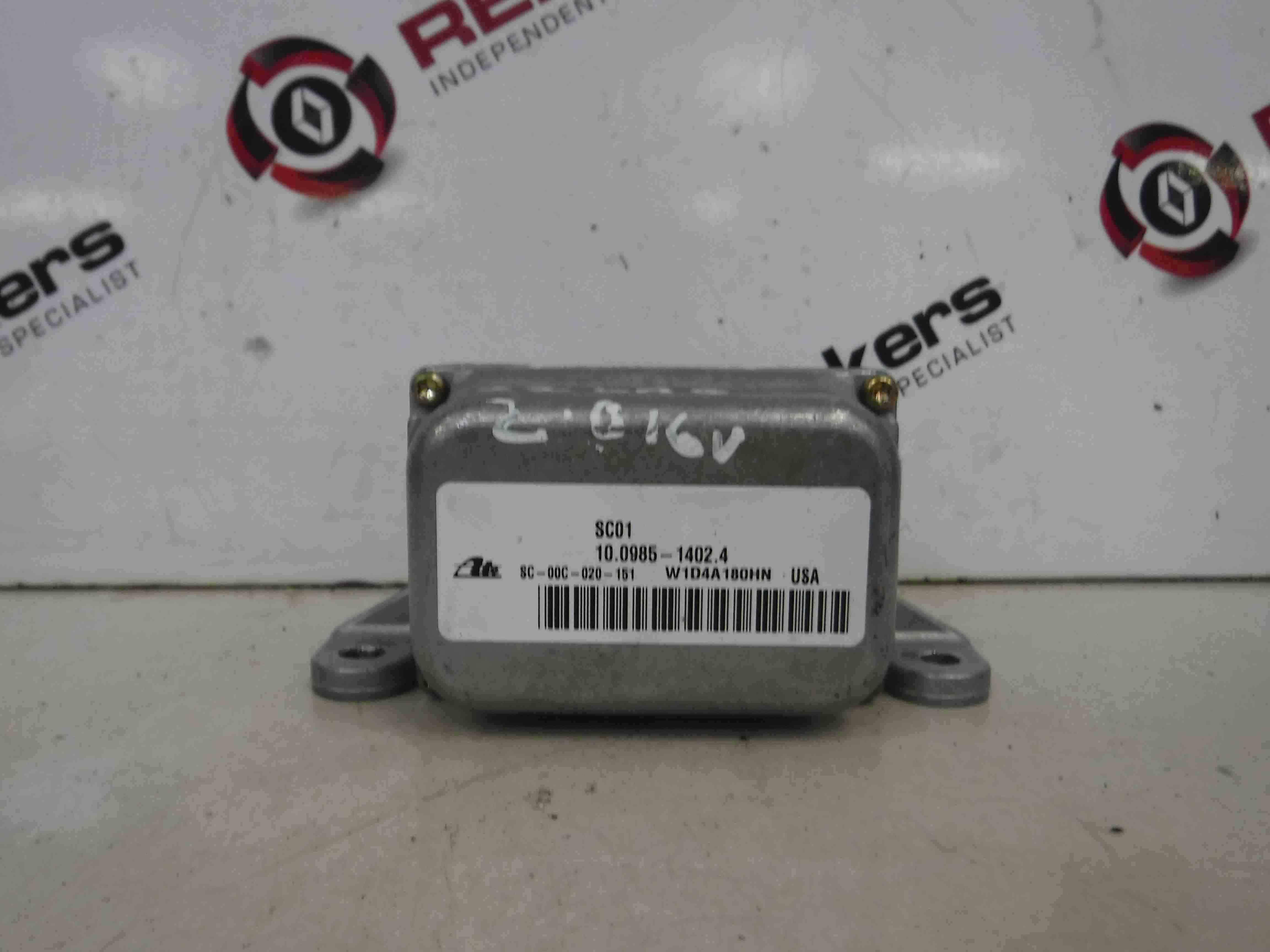 Renault Laguna 2001-2005 ESP Calculator Sensor 8200301391
