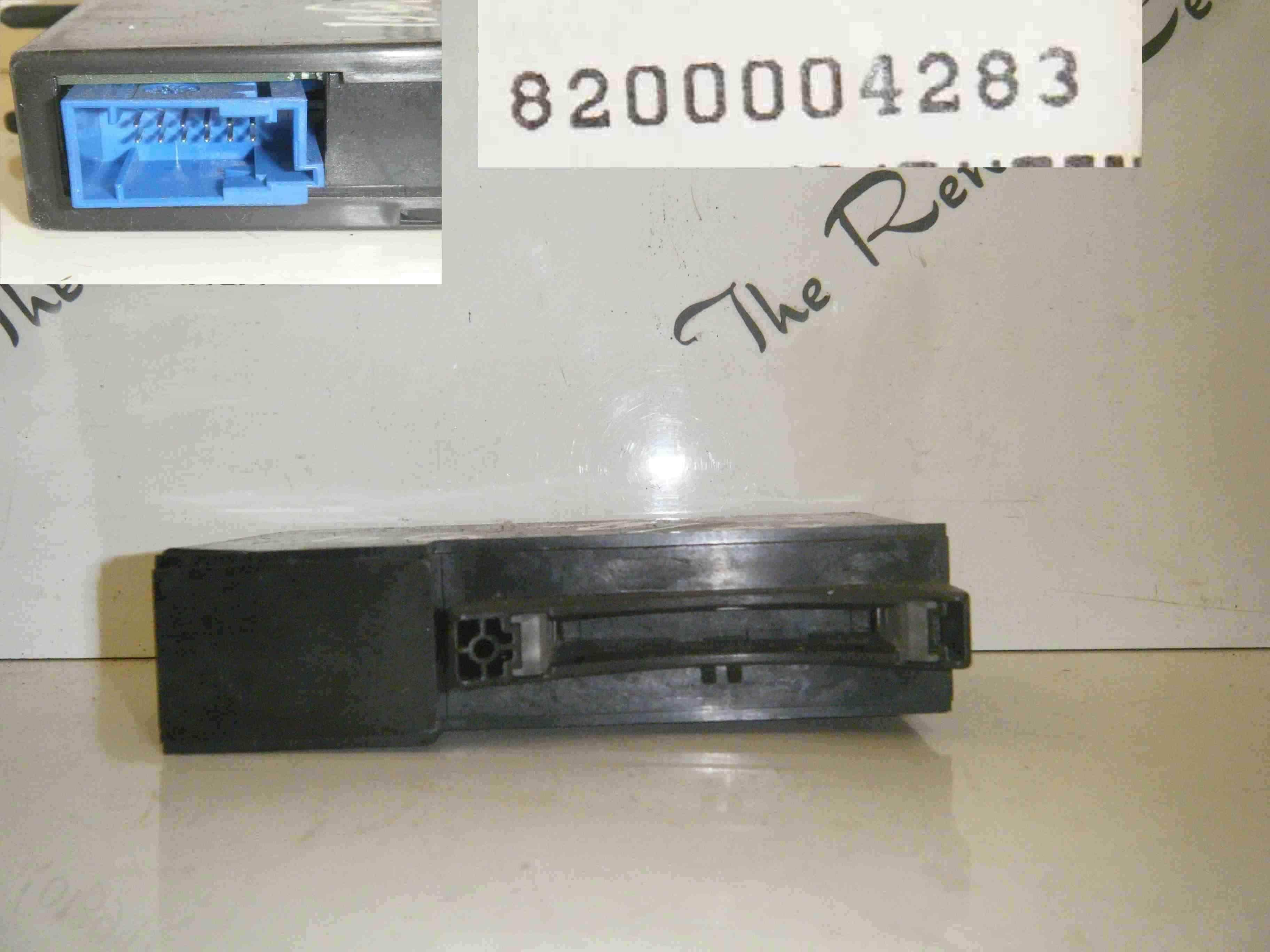 Renault Laguna 2001-2005 Ignition Key Card Reader Receiver 8200004283