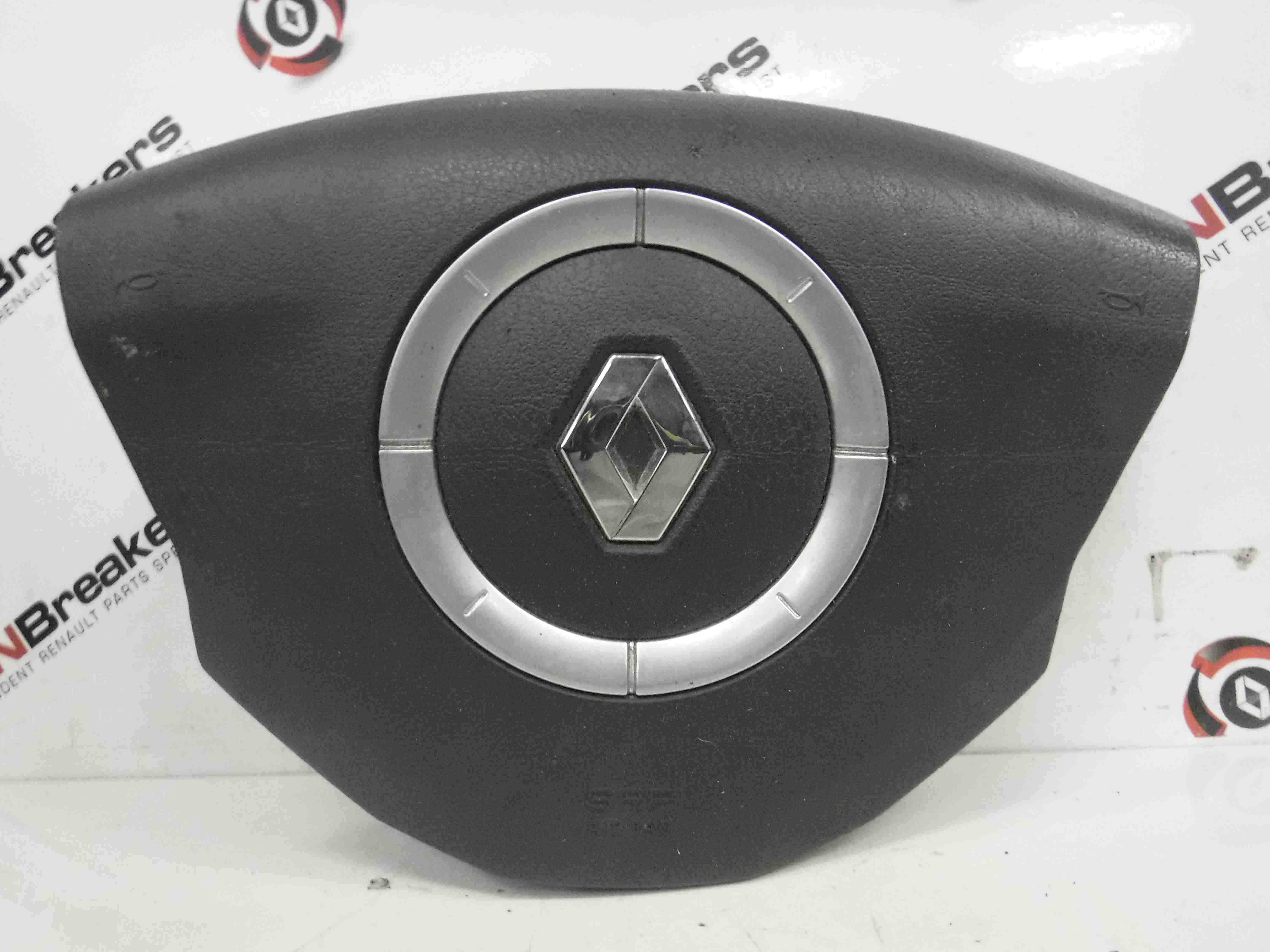 Renault Espace 2006-2013 Steering Wheel Airbag 8200284550 Cruise Control