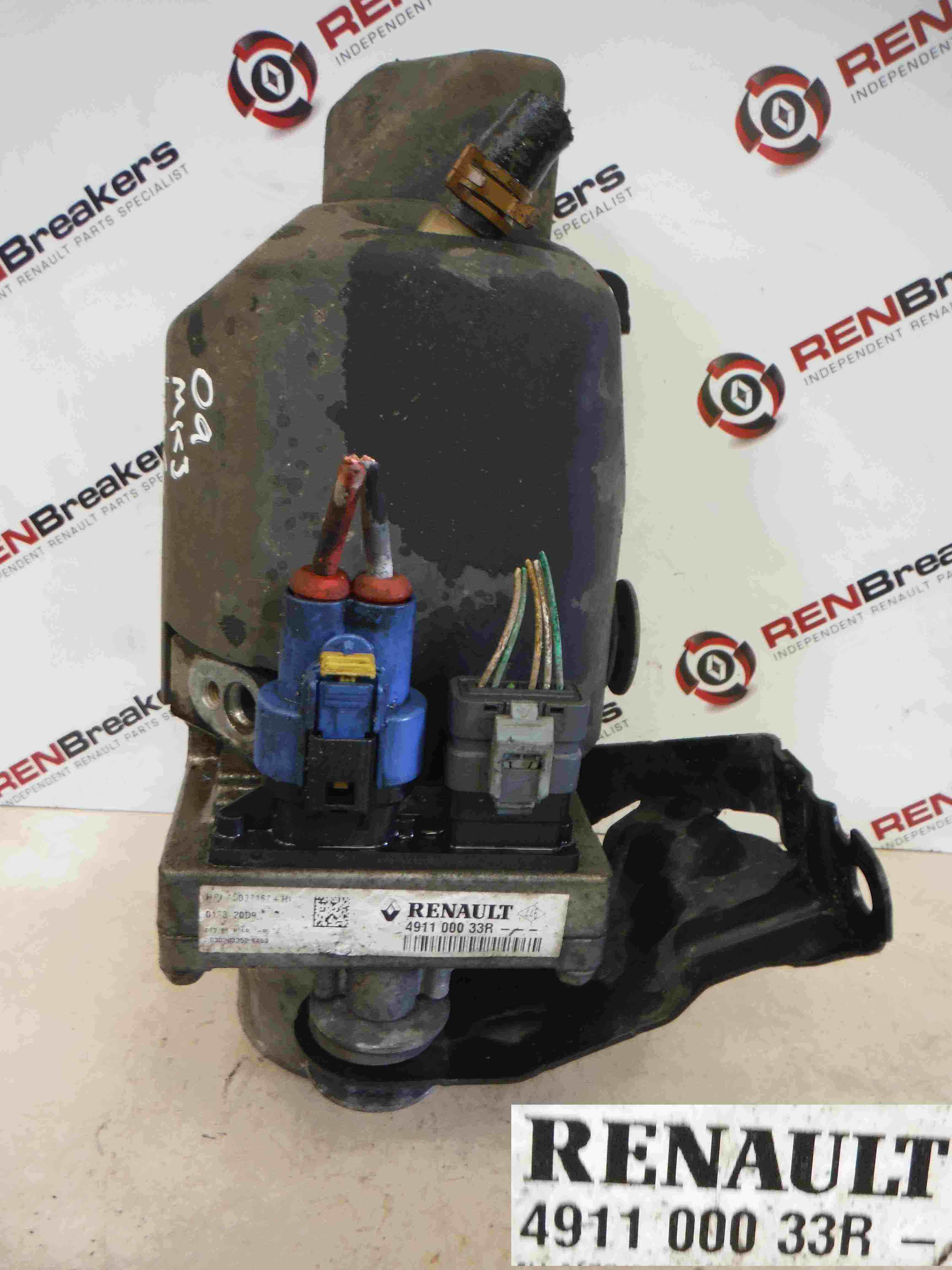 Renault Laguna 2007-2010 1.5 2.0 dCi Power Steering Pump Unit 491100033R