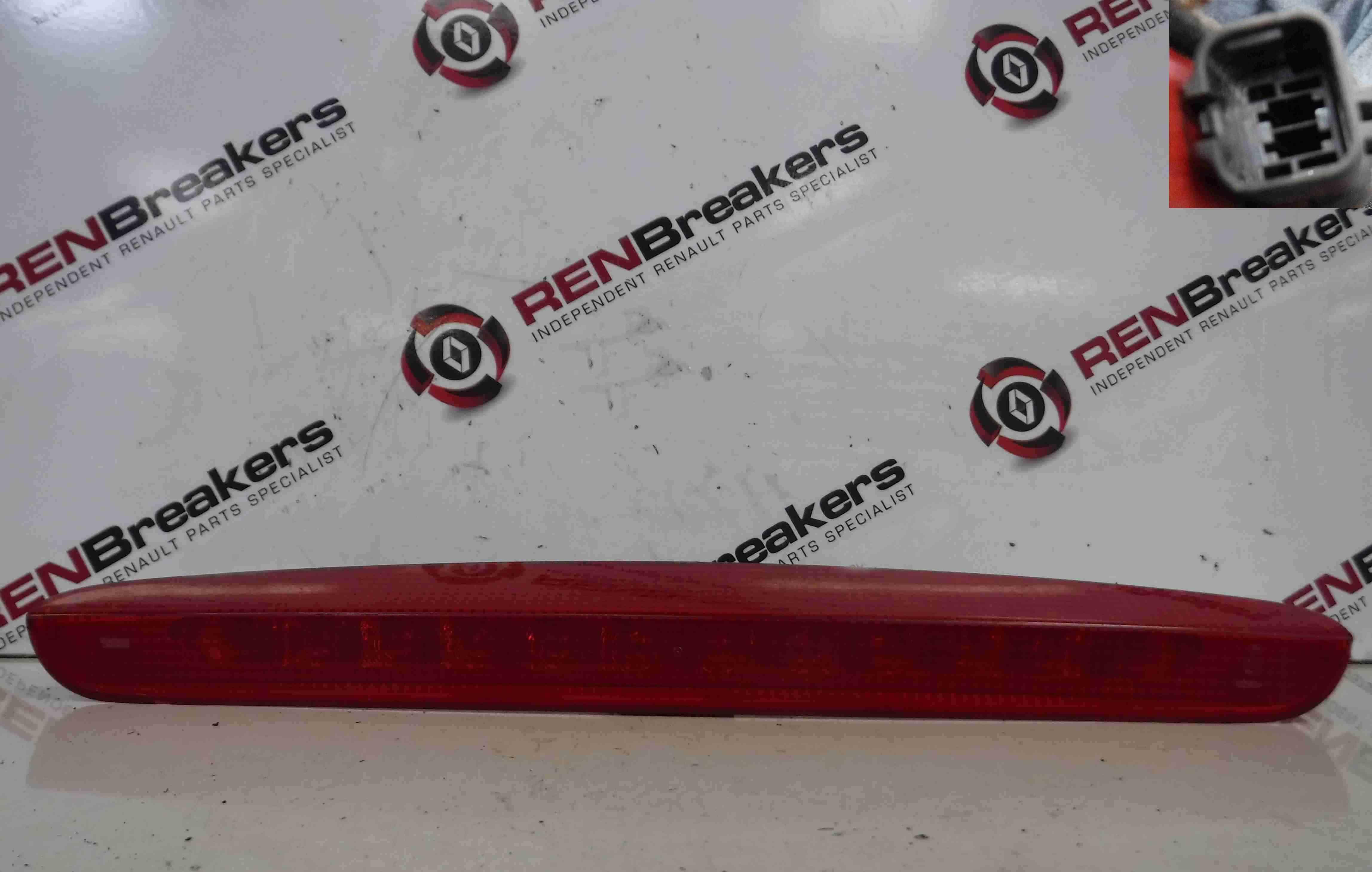 Renault Laguna Estate 2001-2005 Tailgate Boot High Level Brake Light 8200002497