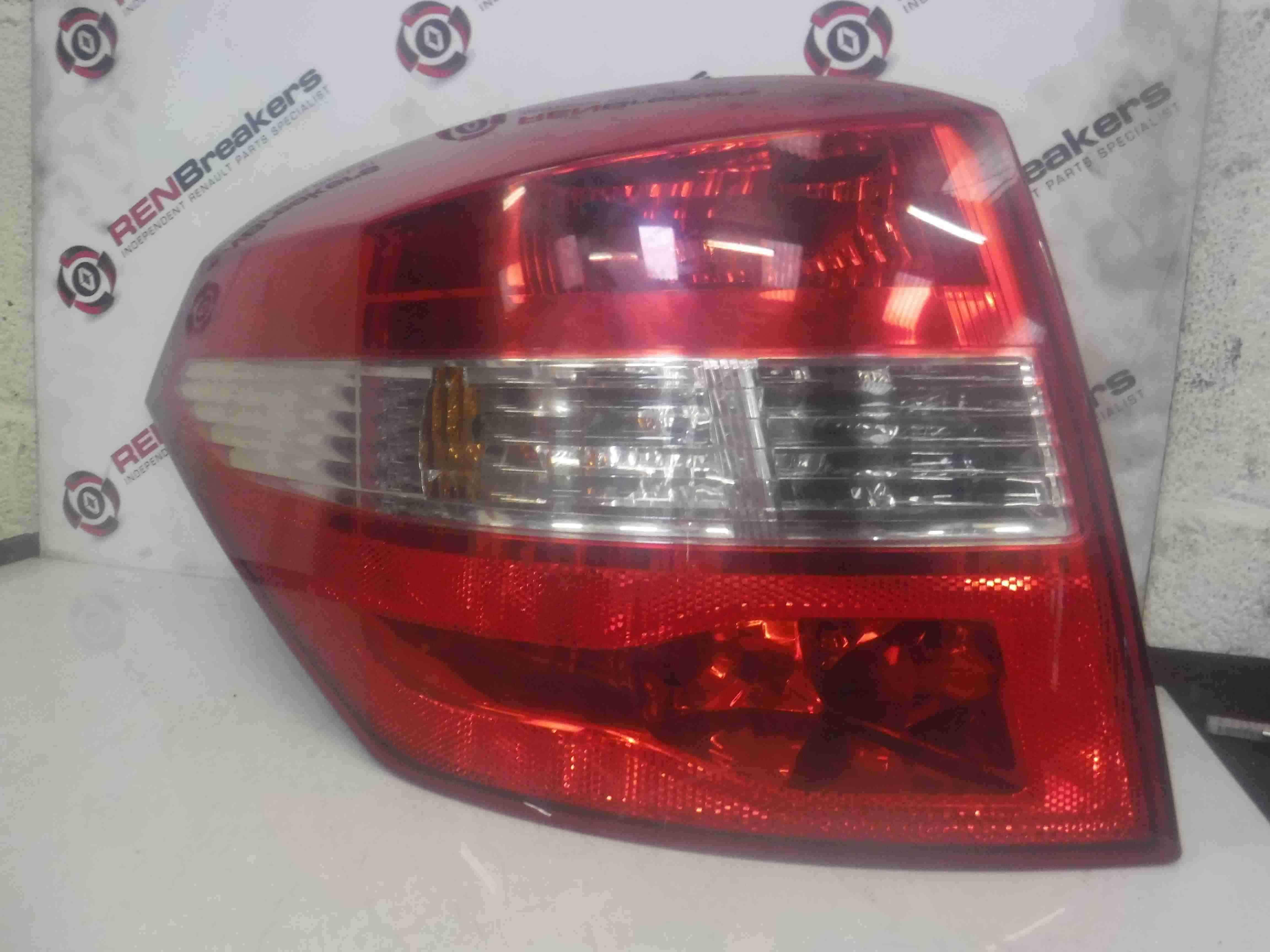 Renault Laguna Estate MK3 2007-2012 Passenger NSR Rear Light Lense 265550002R