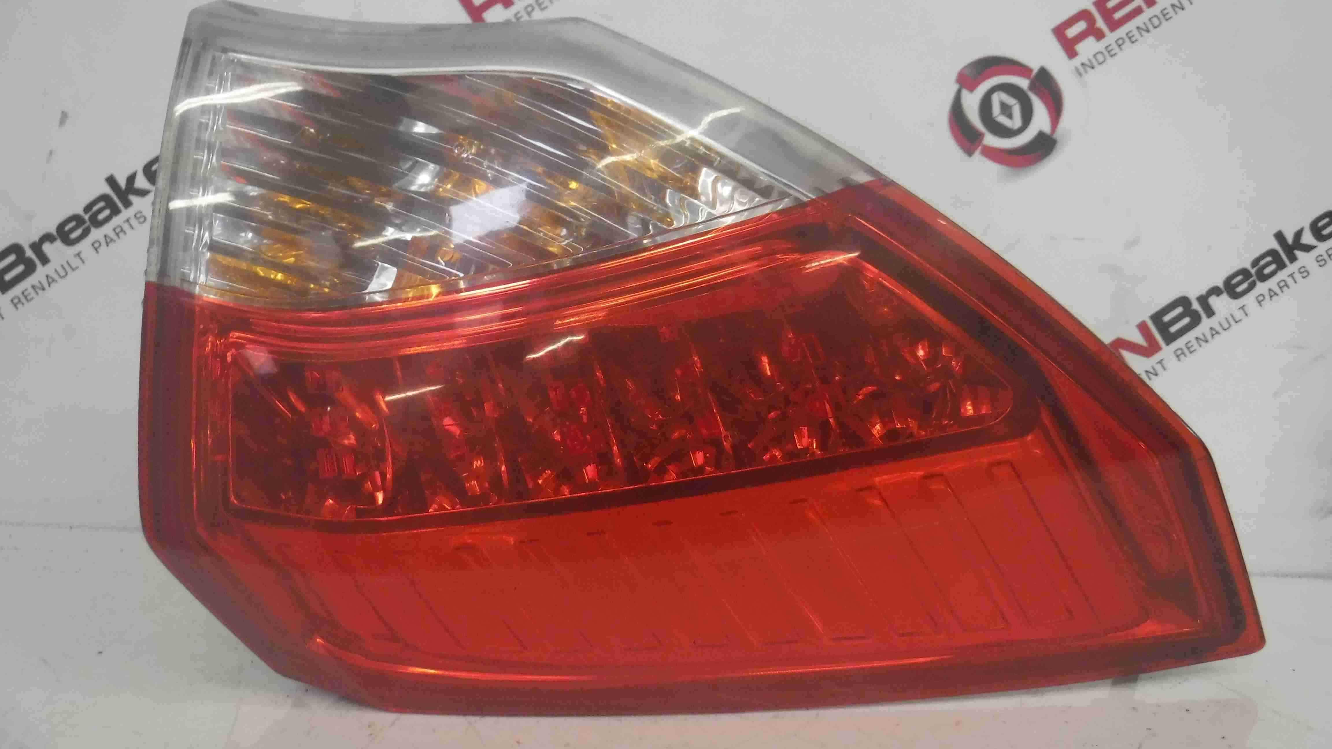 Renault Laguna Hatchback MK3 2007-2010 Passenger NSR Body Rear Light 265550001R