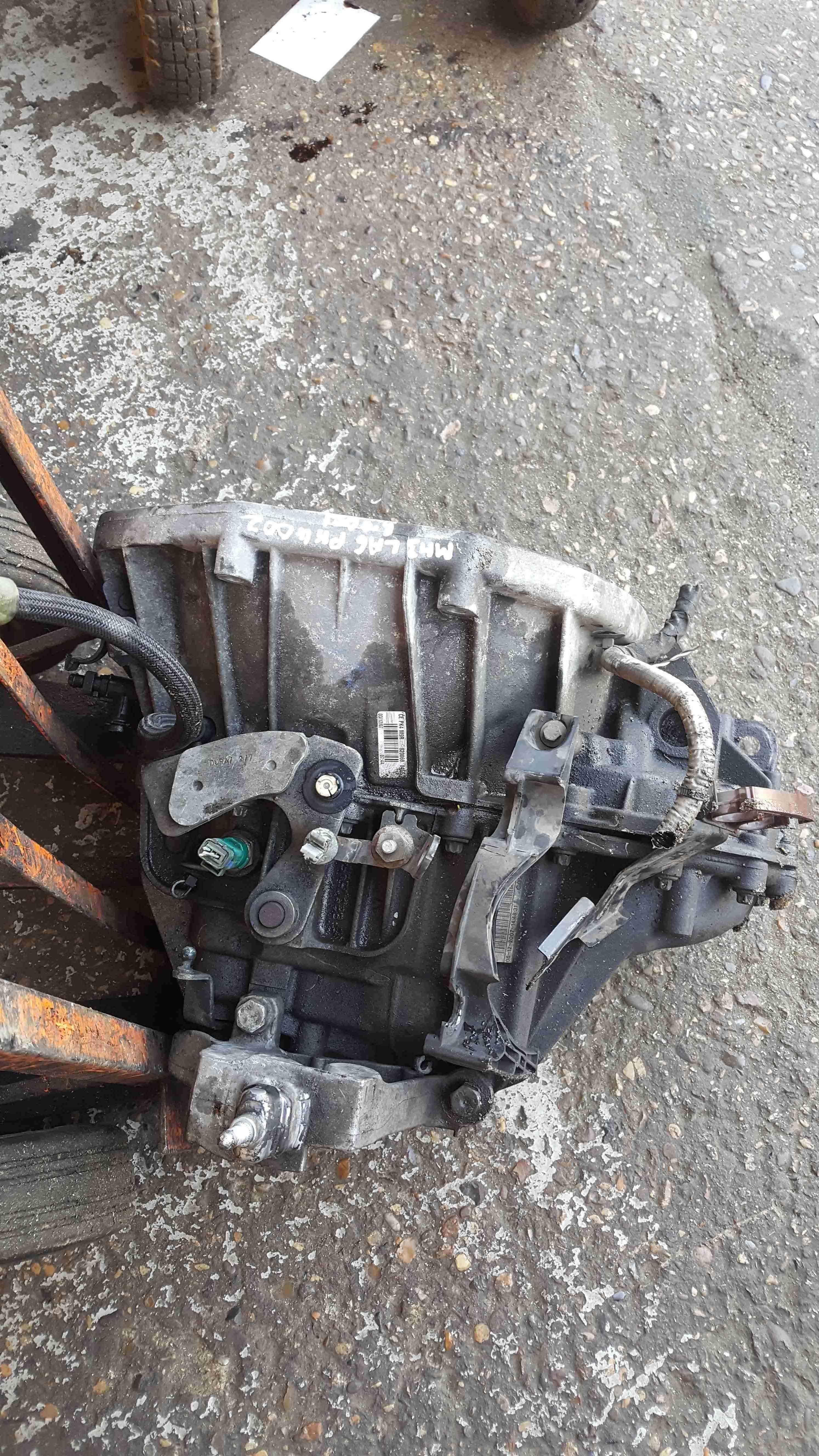 Renault Laguna MK3 2007-2012 2.0 DCi Manual Gearbox PK4 007 pk4007