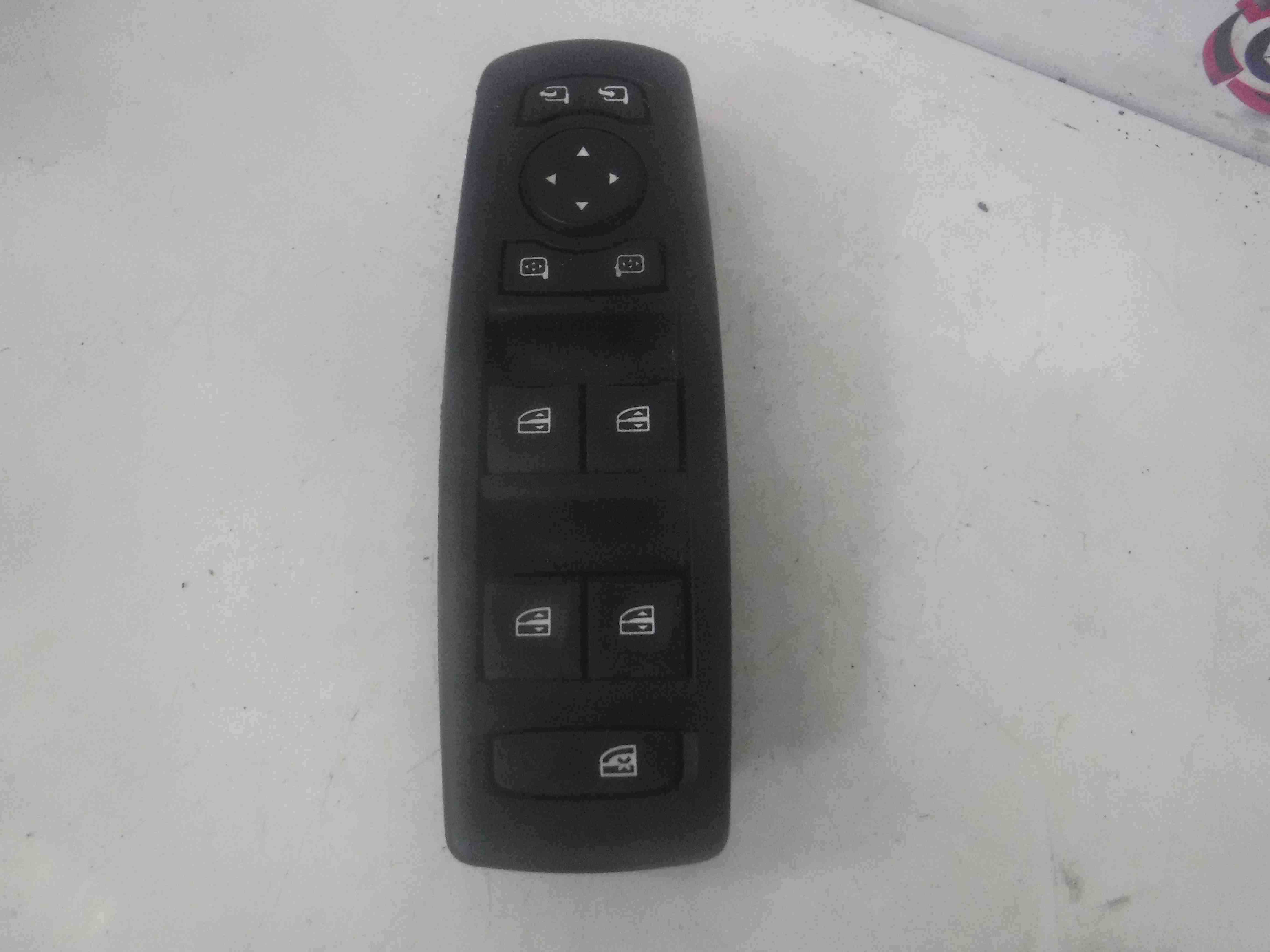 Renault Laguna MK3 2007-2012 Drivers OSF Front Window Switches Mirror Folding