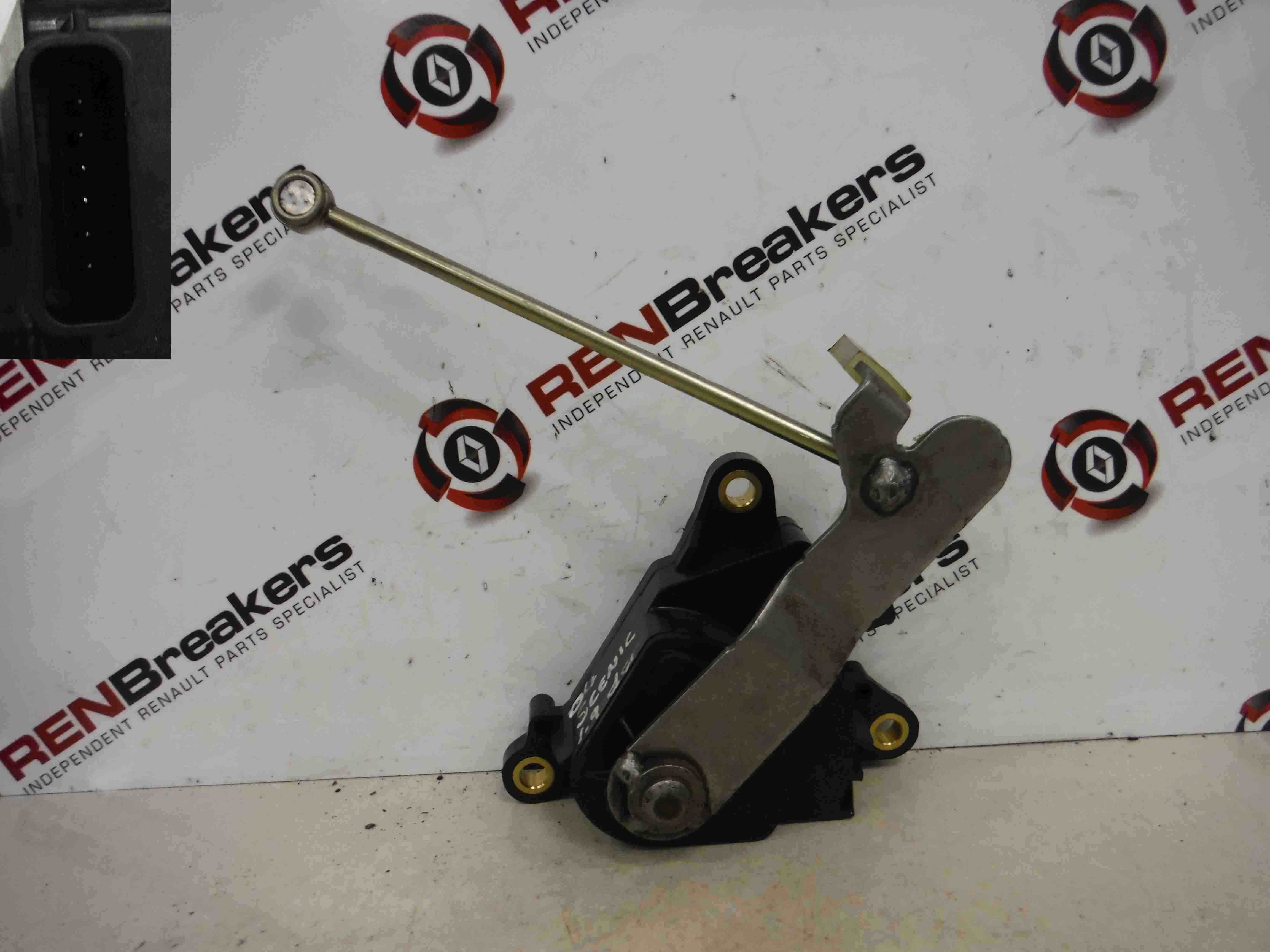 Renault Megane + Scenic 2003-2009 Throttle Pedal Electrical Potentiometer