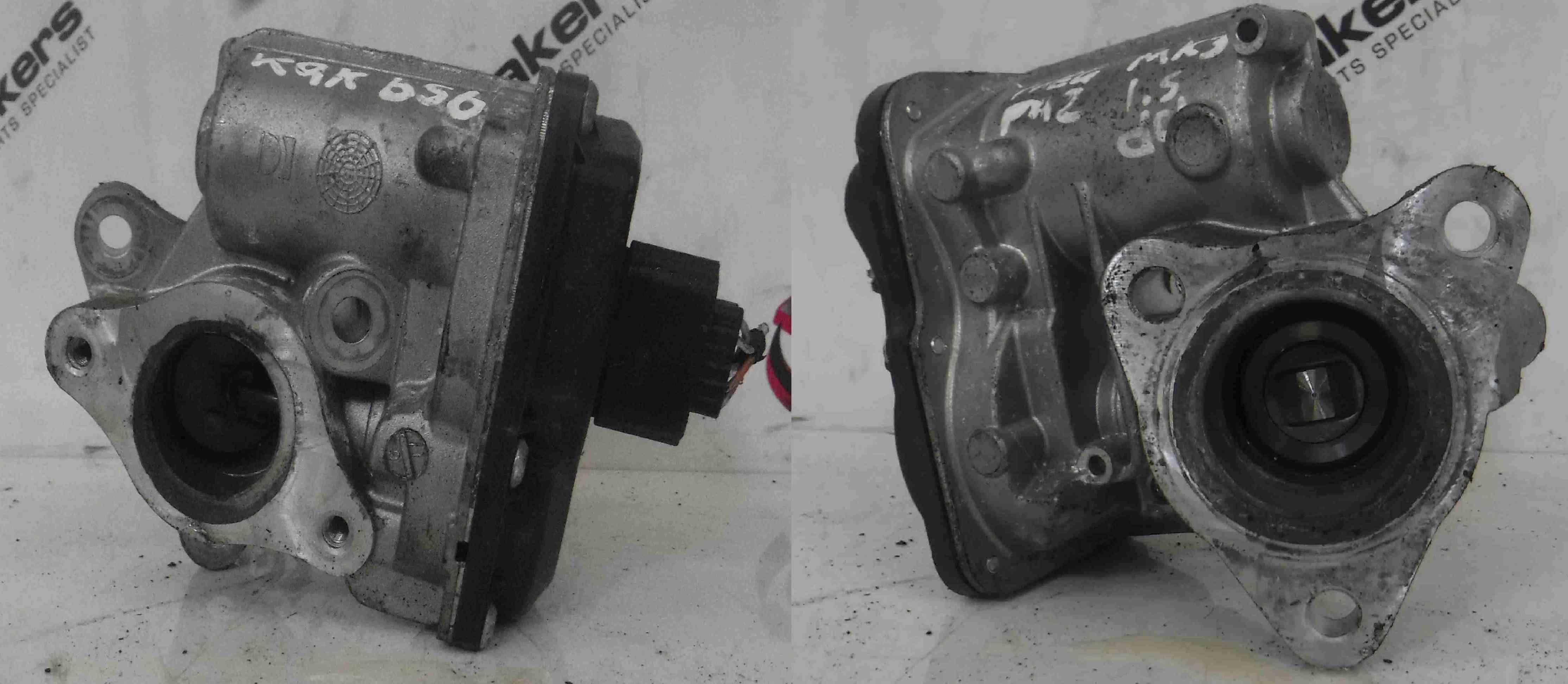 Renault Megane + Scenic MK3 2008-2014 1.5 dCi EGR Valve K9K 656 8201143495