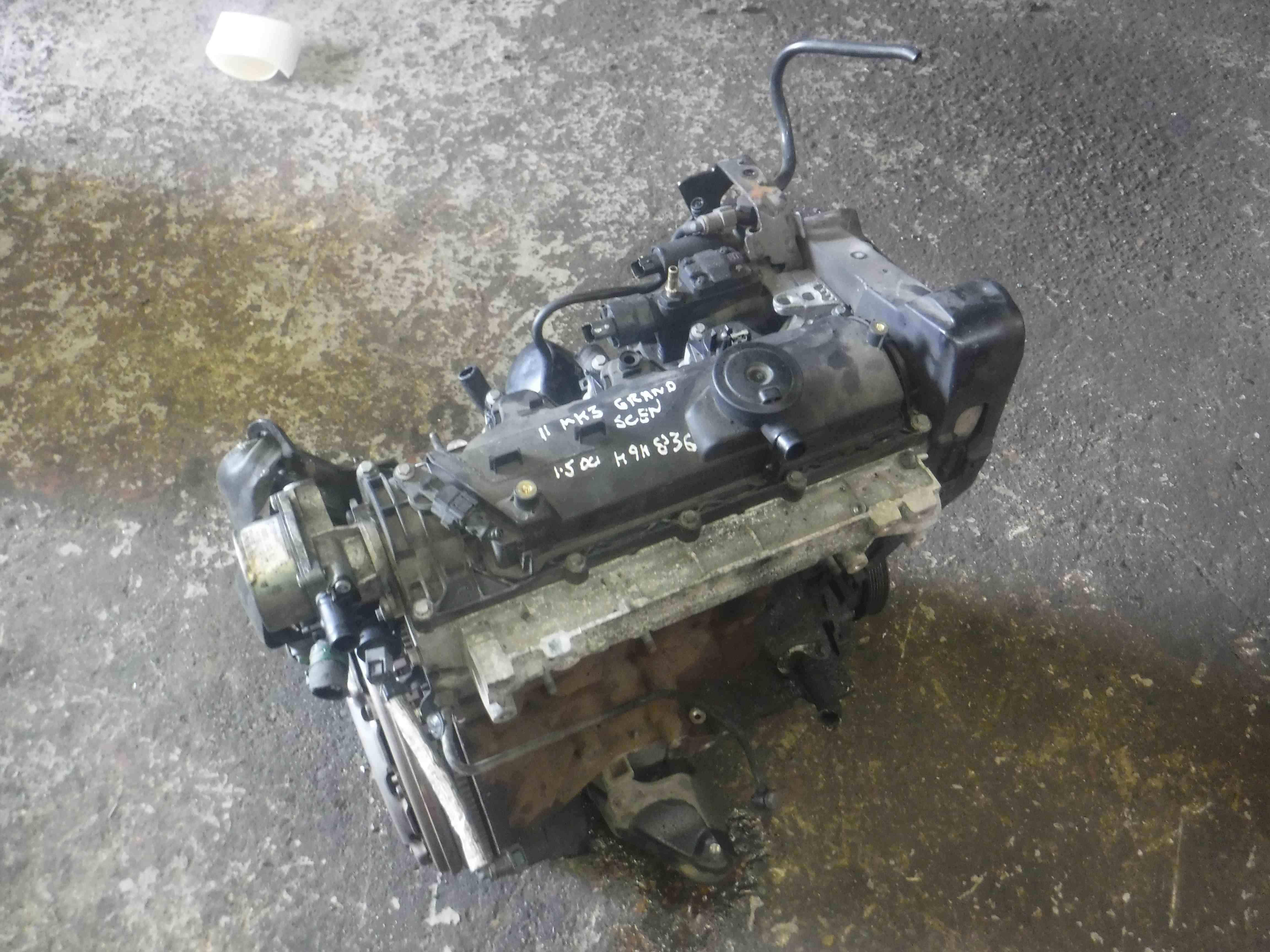 Renault Megane + Scenic MK3 2009-2016 1.5 dCi Engine K9K 836 *3 Months Warranty*