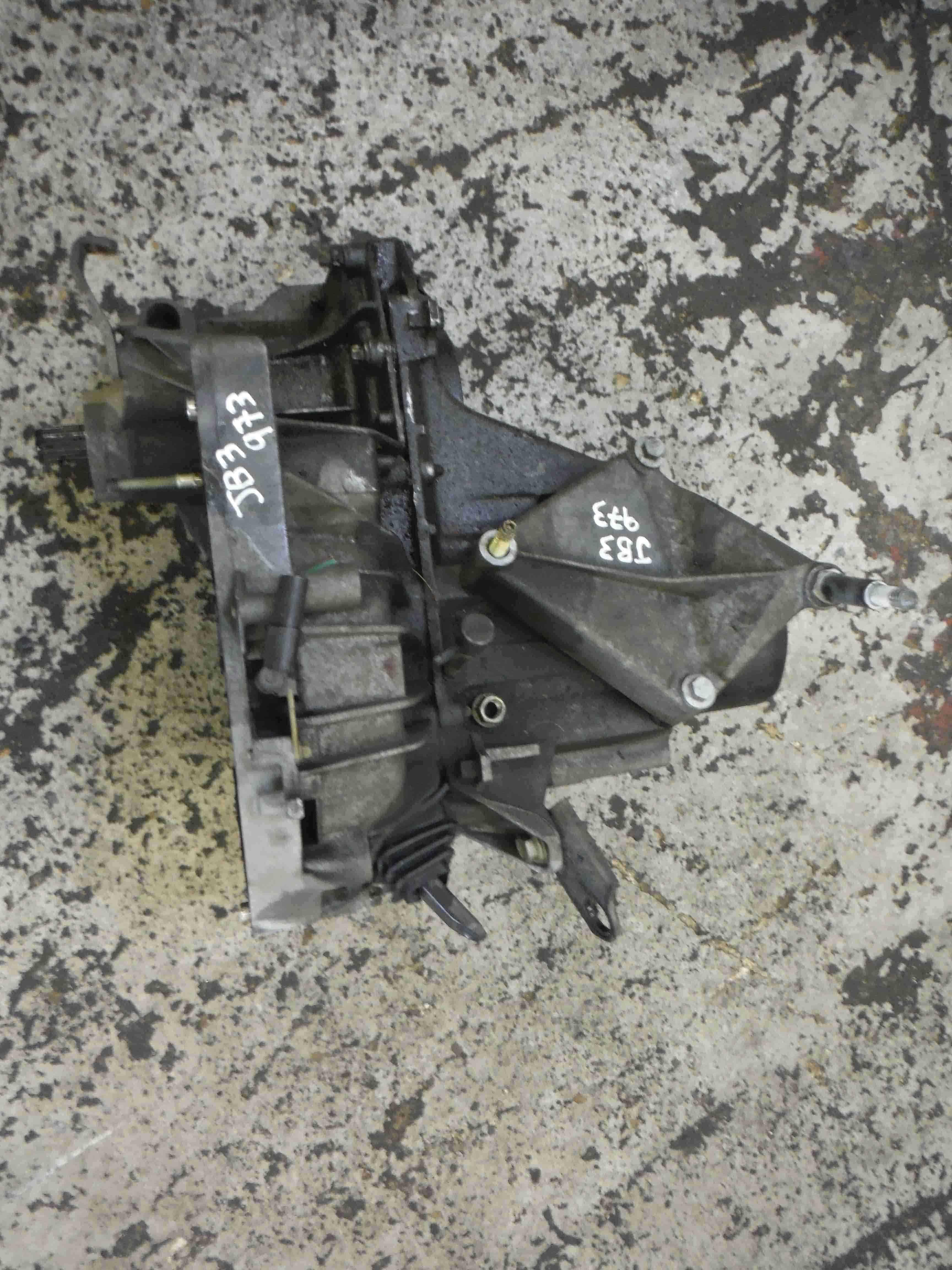Renault Megane 1999-2002 1.4 16v Gearbox JB3 973 JB3973