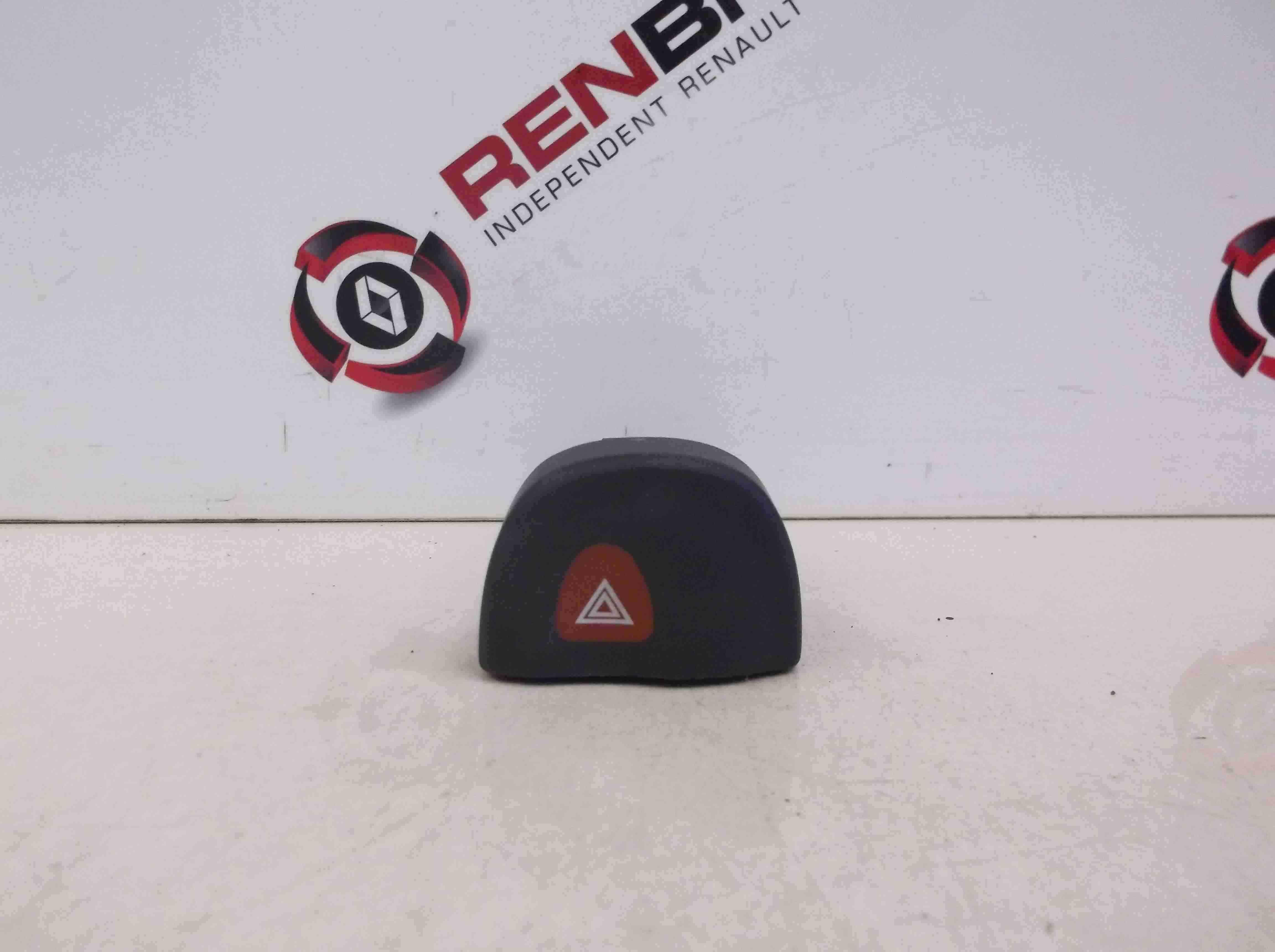Renault Megane 1999-2002 Hazard Warning Switch