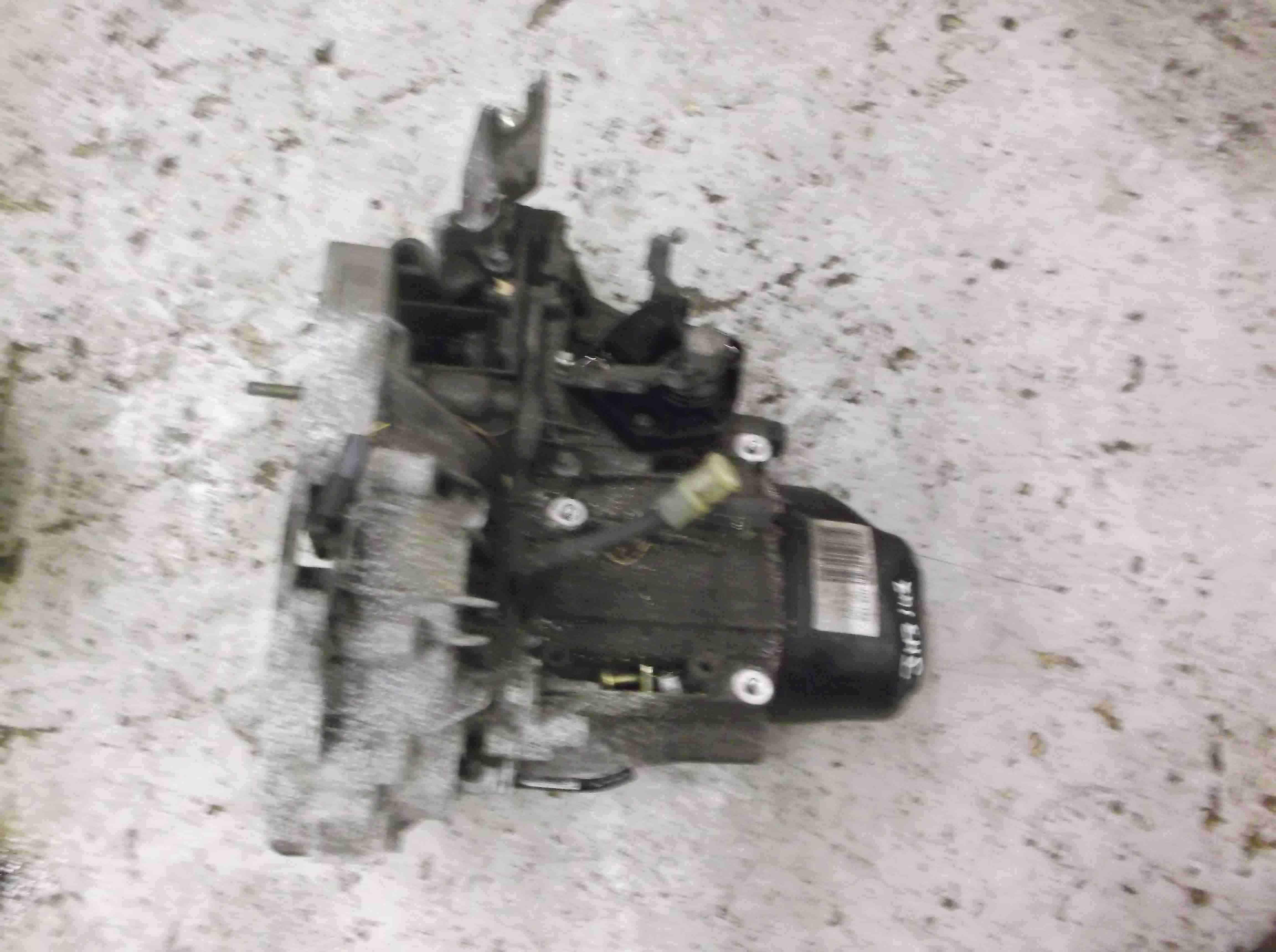 Renault Megane 2002-2008 1.6 16v Gearbox JH3 142 jh3142