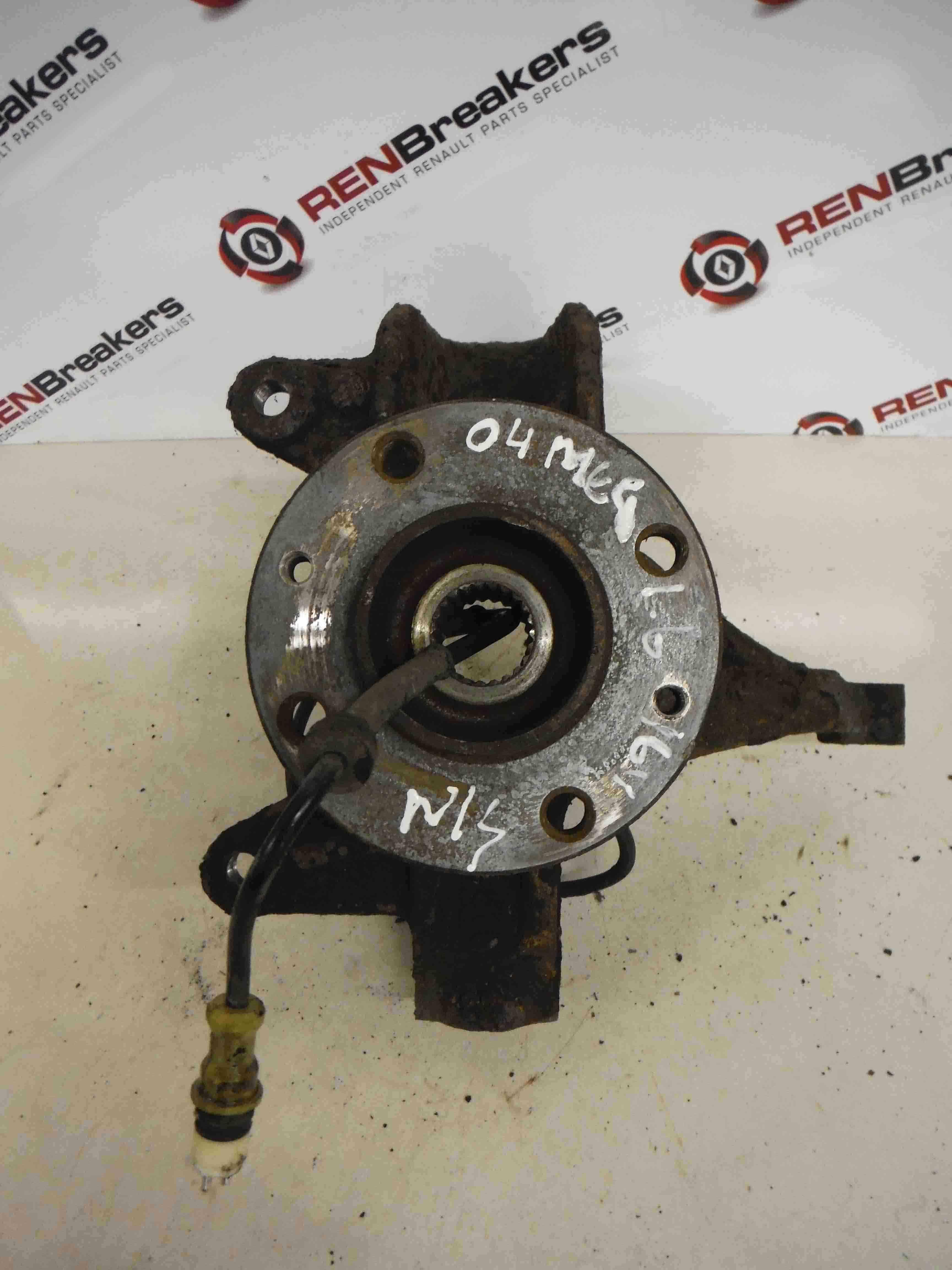 Renault Laguna 2001-2006 Power Steering Rack 8200023083 6900000207