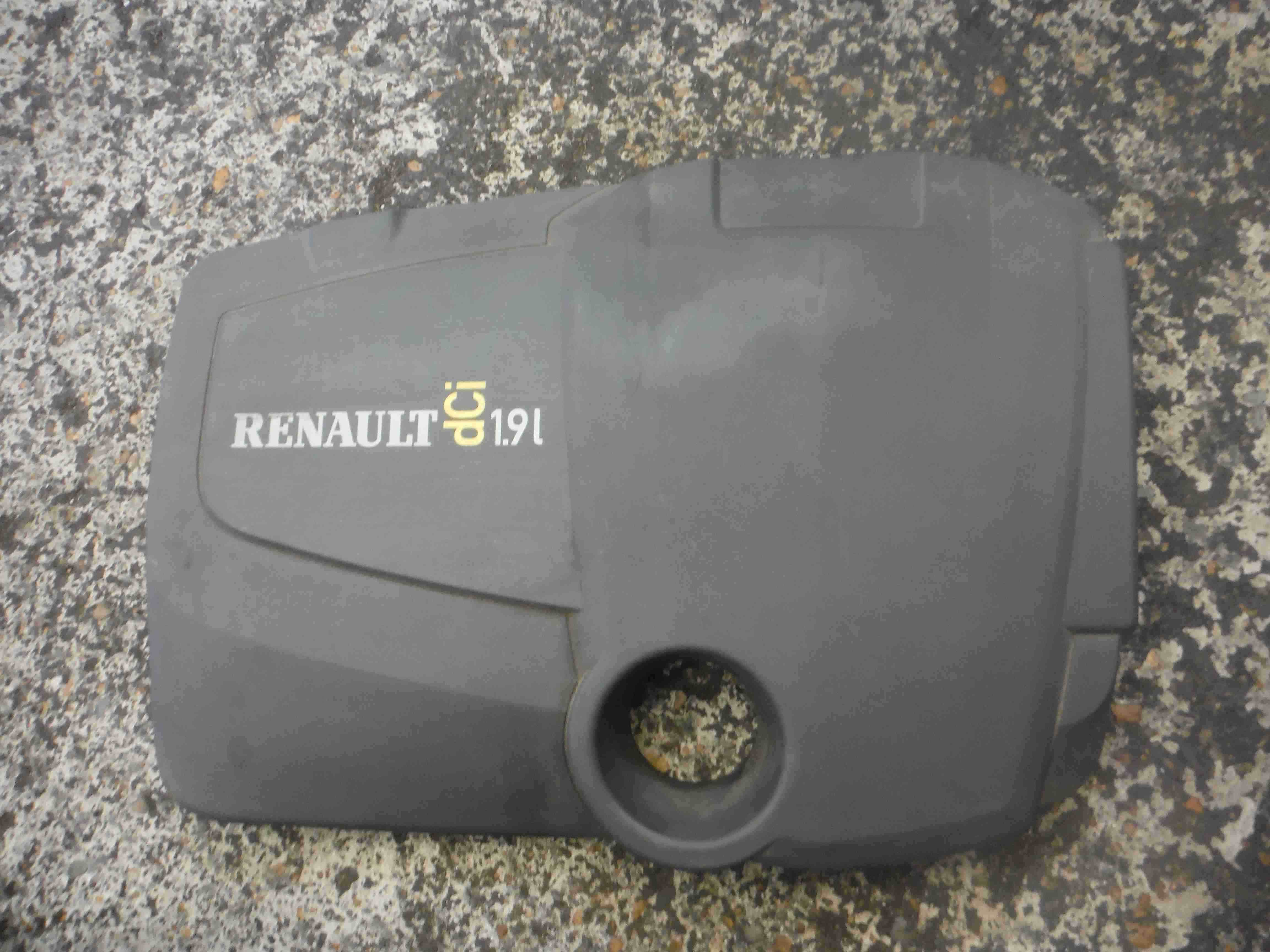 Renault Megane 2002-2008 19dCi Plastic Engine Cover 8200391485