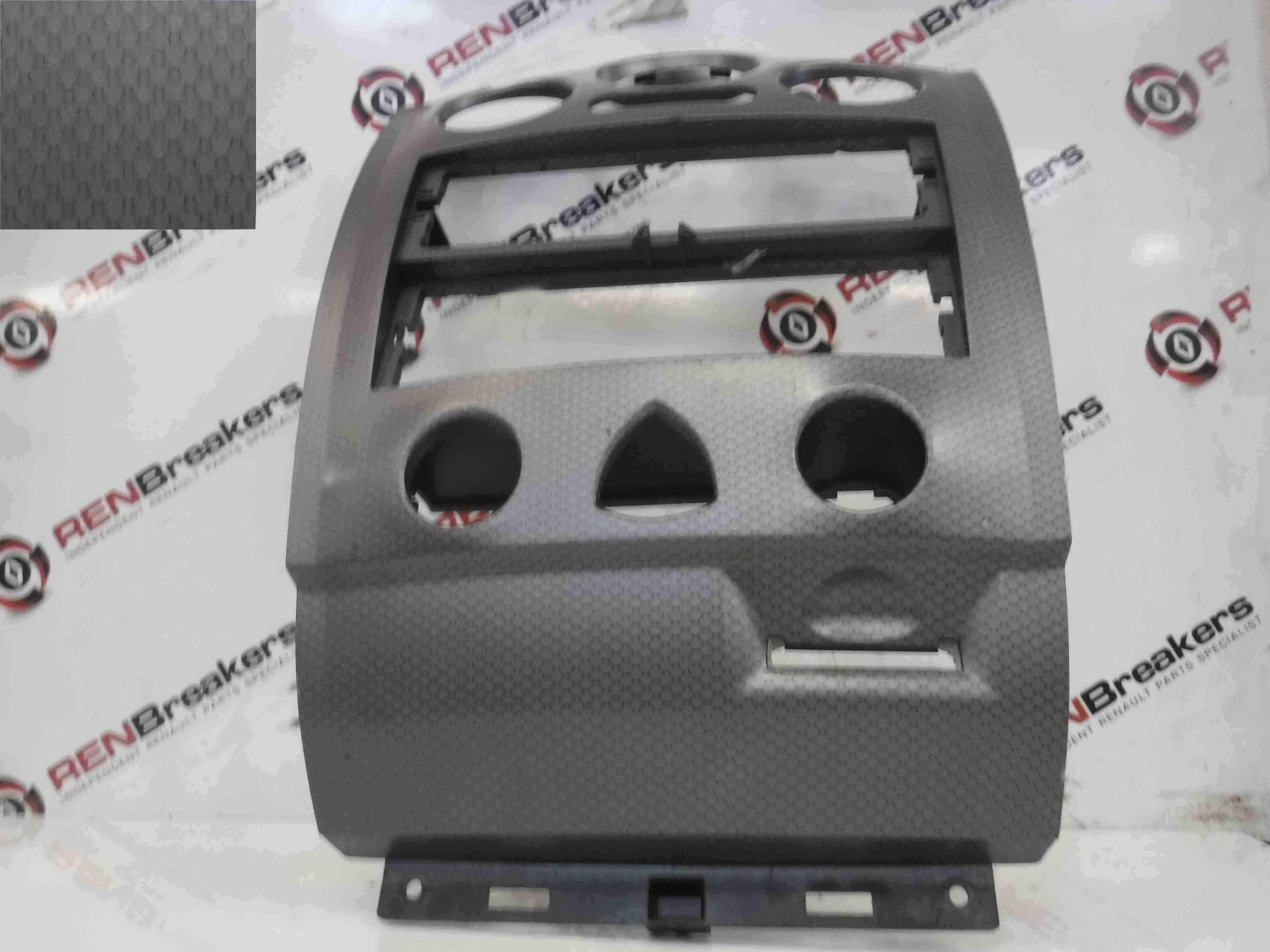 Renault Megane 2002-2008 Centre Dashboard Heater Controls Surround 8200178690