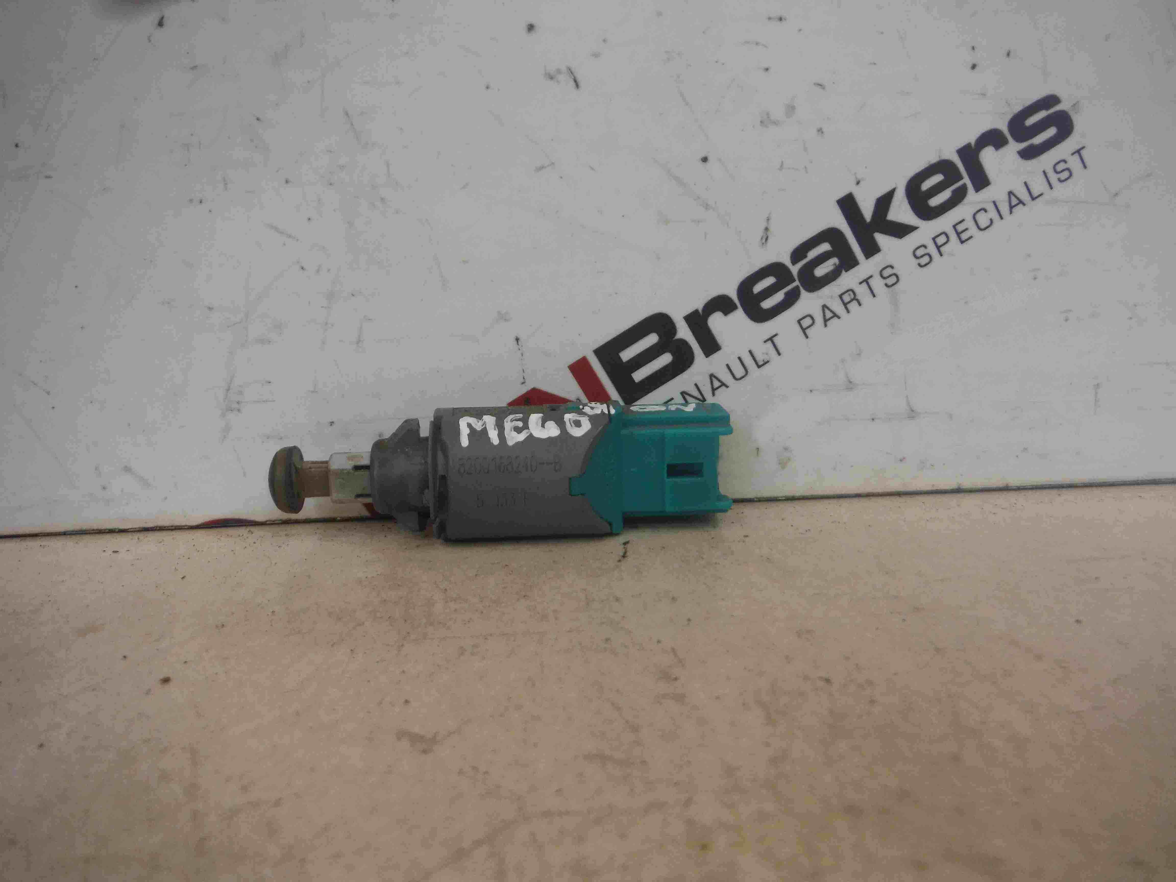 Renault Megane 2002-2008 Clutch Pedal Switch Sensor  8200168240