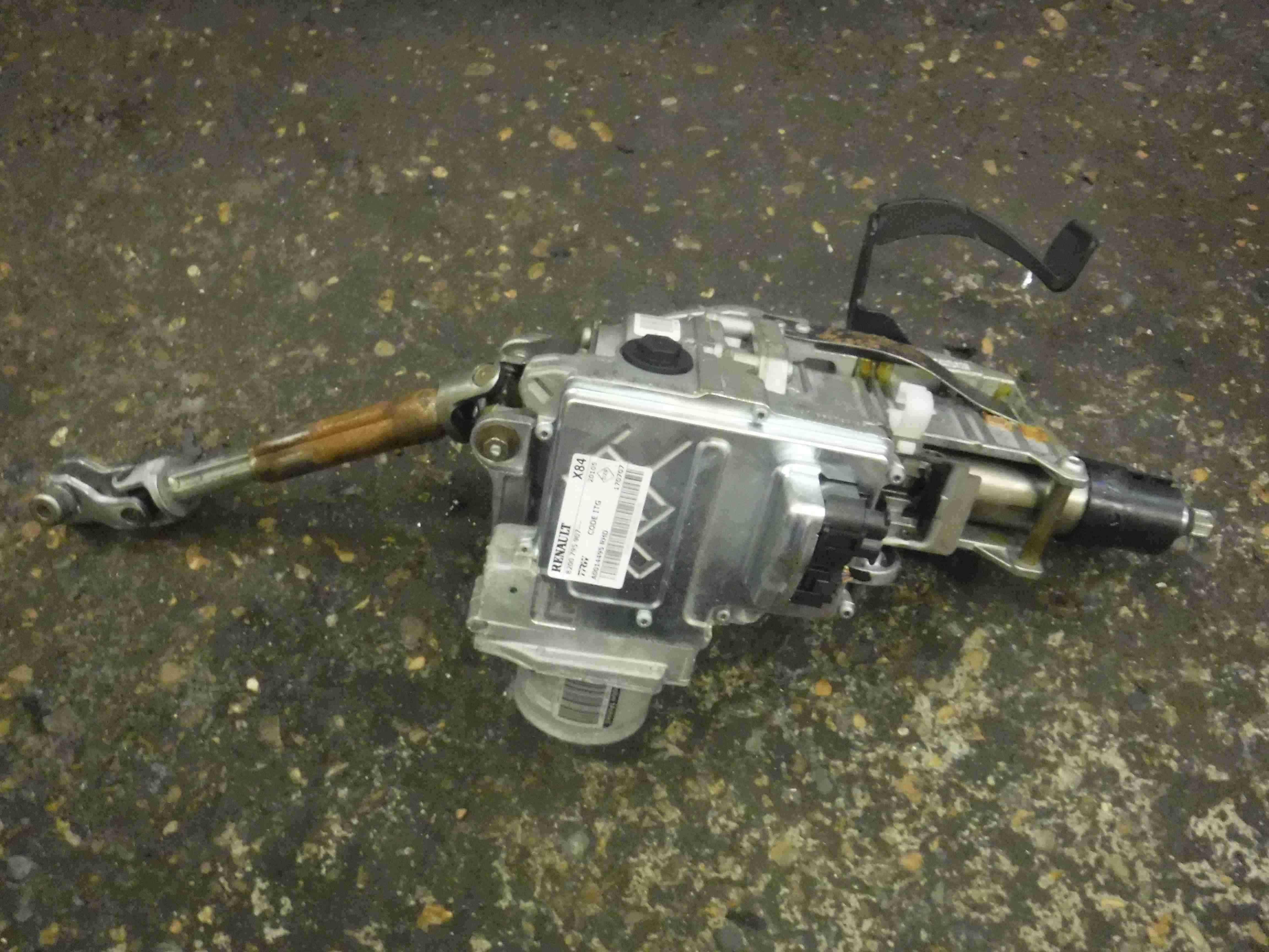 Renault Megane 2002-2008 Steering Column Motor + ECU 8200738089