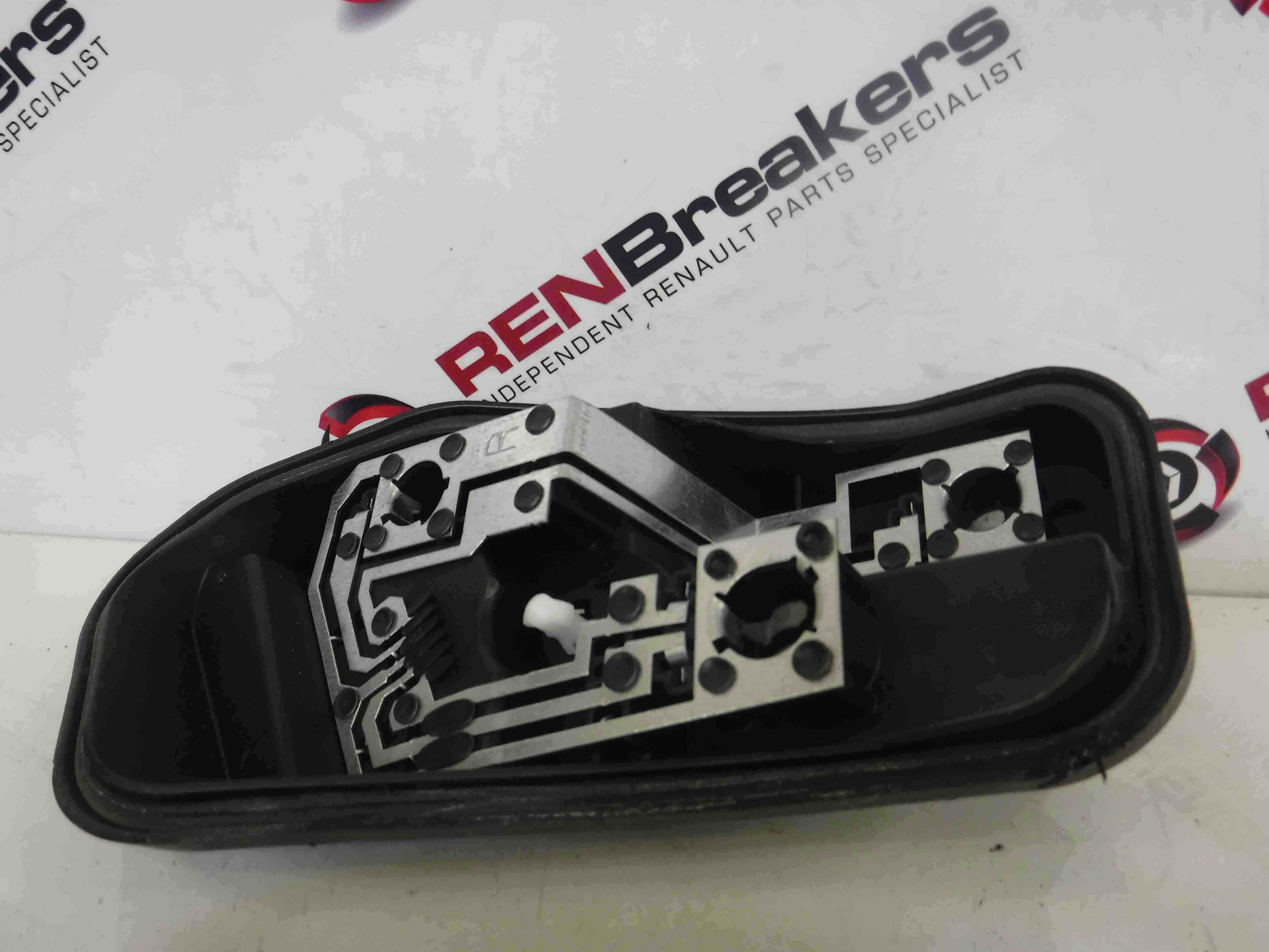 Renault Megane 2006-2008 Drivers OSR Rear Light Bulb Holder 89036896