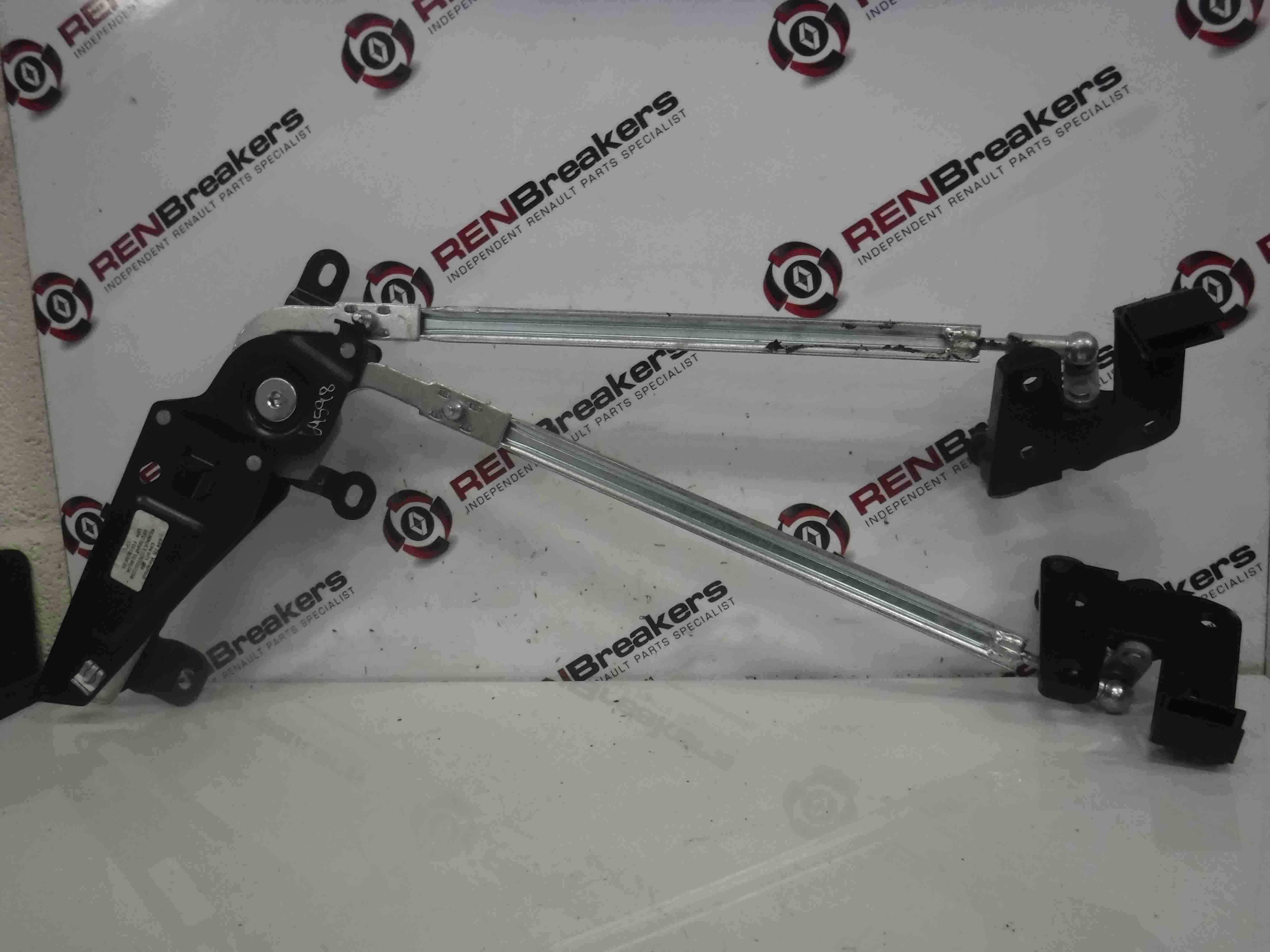 Renault Megane Convertible 2002-2008 Folding Roof Lock Mechanism 7701057258